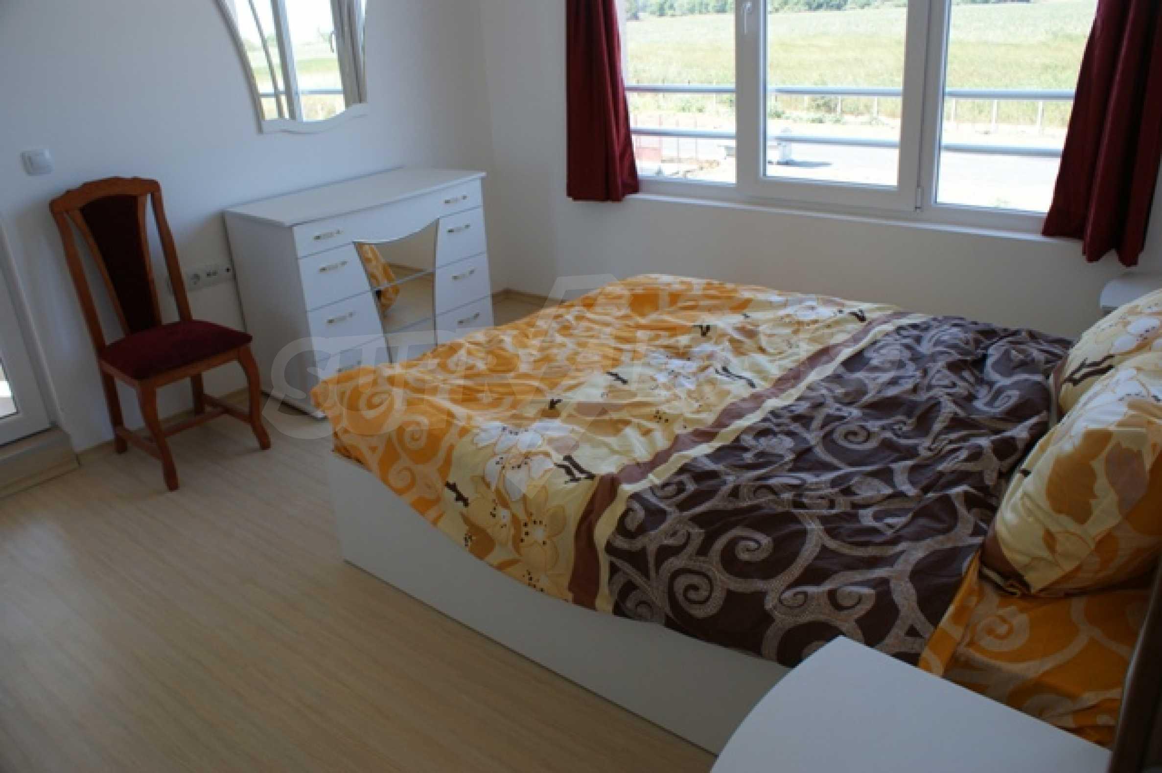 Апартаменти в нов комплекс до плажа и резерват Ропотамо в Приморско 28