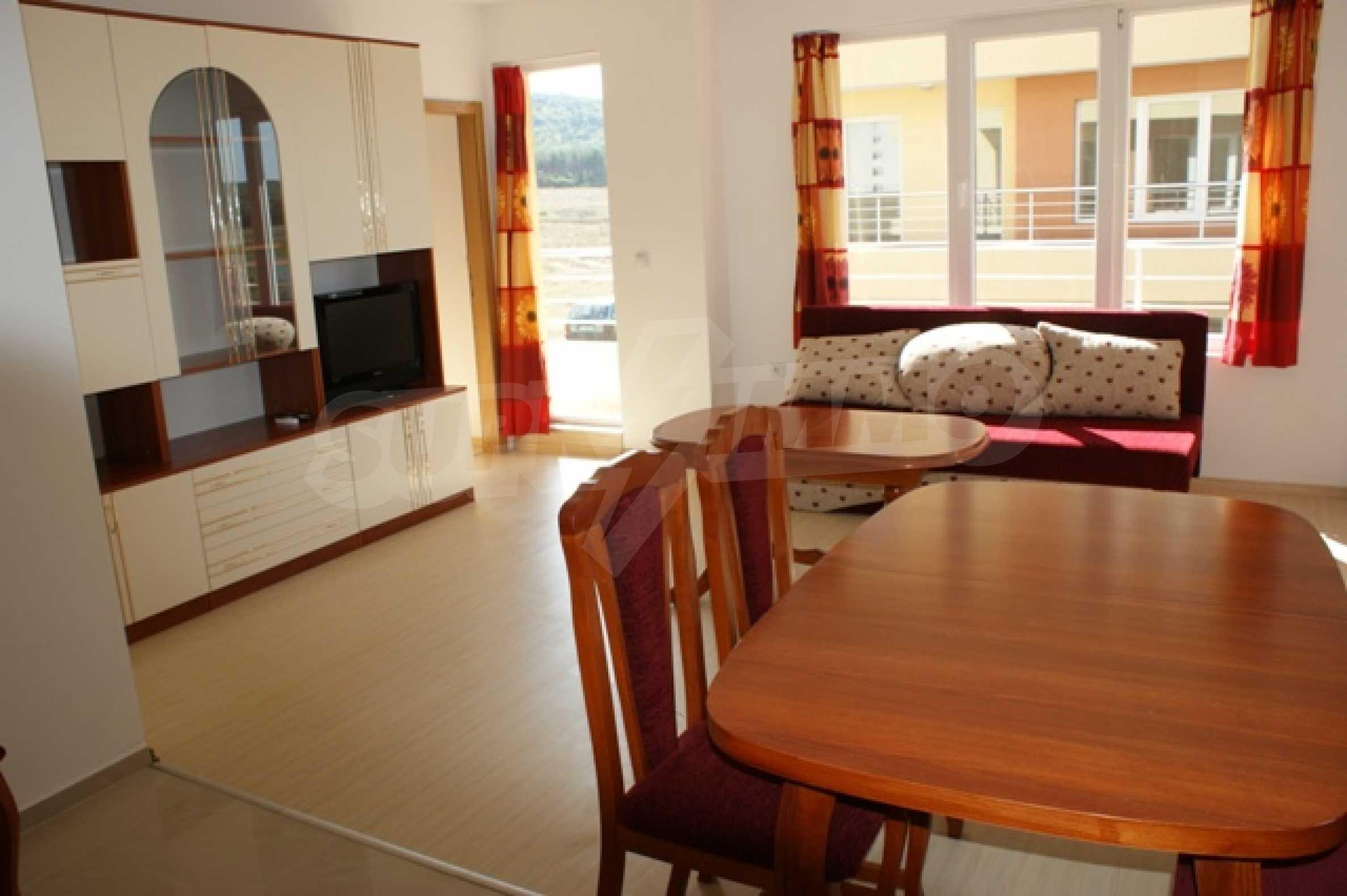 Апартаменти в нов комплекс до плажа и резерват Ропотамо в Приморско 29