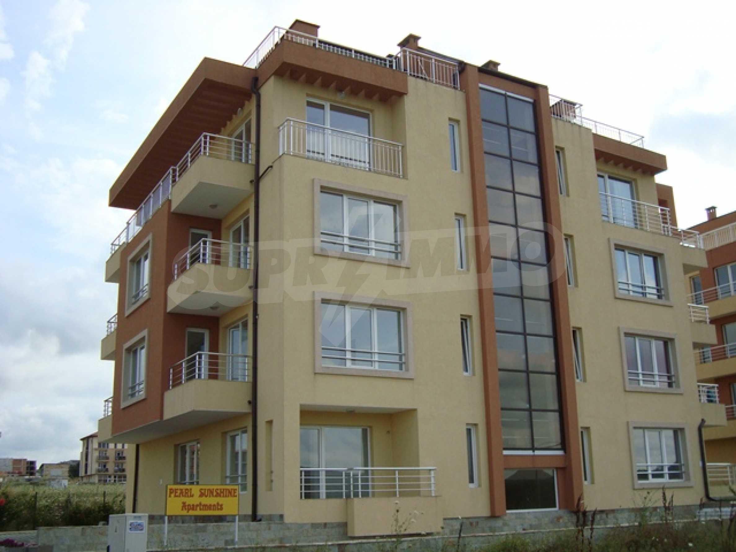 Апартаменти в нов комплекс до плажа и резерват Ропотамо в Приморско 3