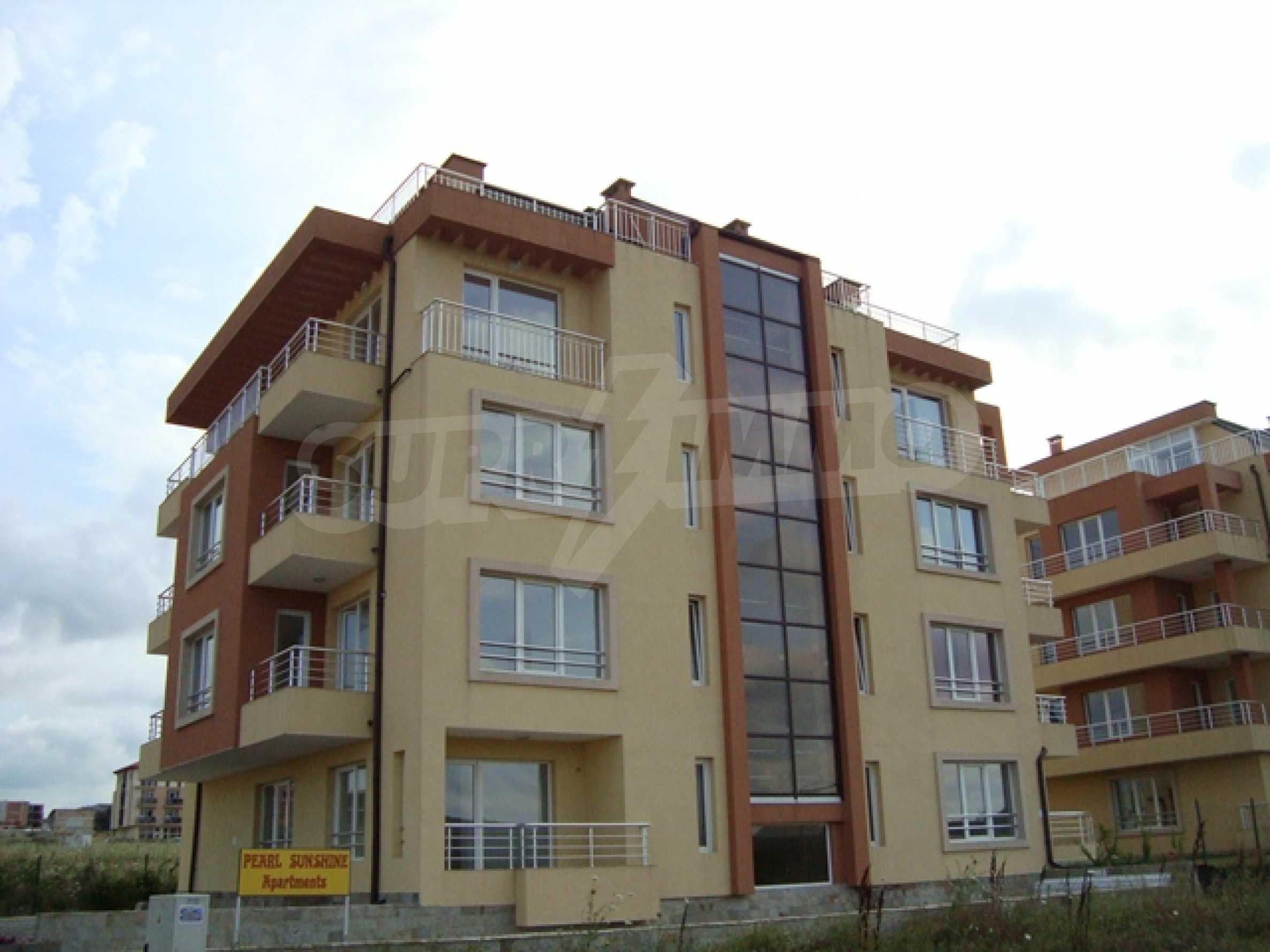 Апартаменти в нов комплекс до плажа и резерват Ропотамо в Приморско 6