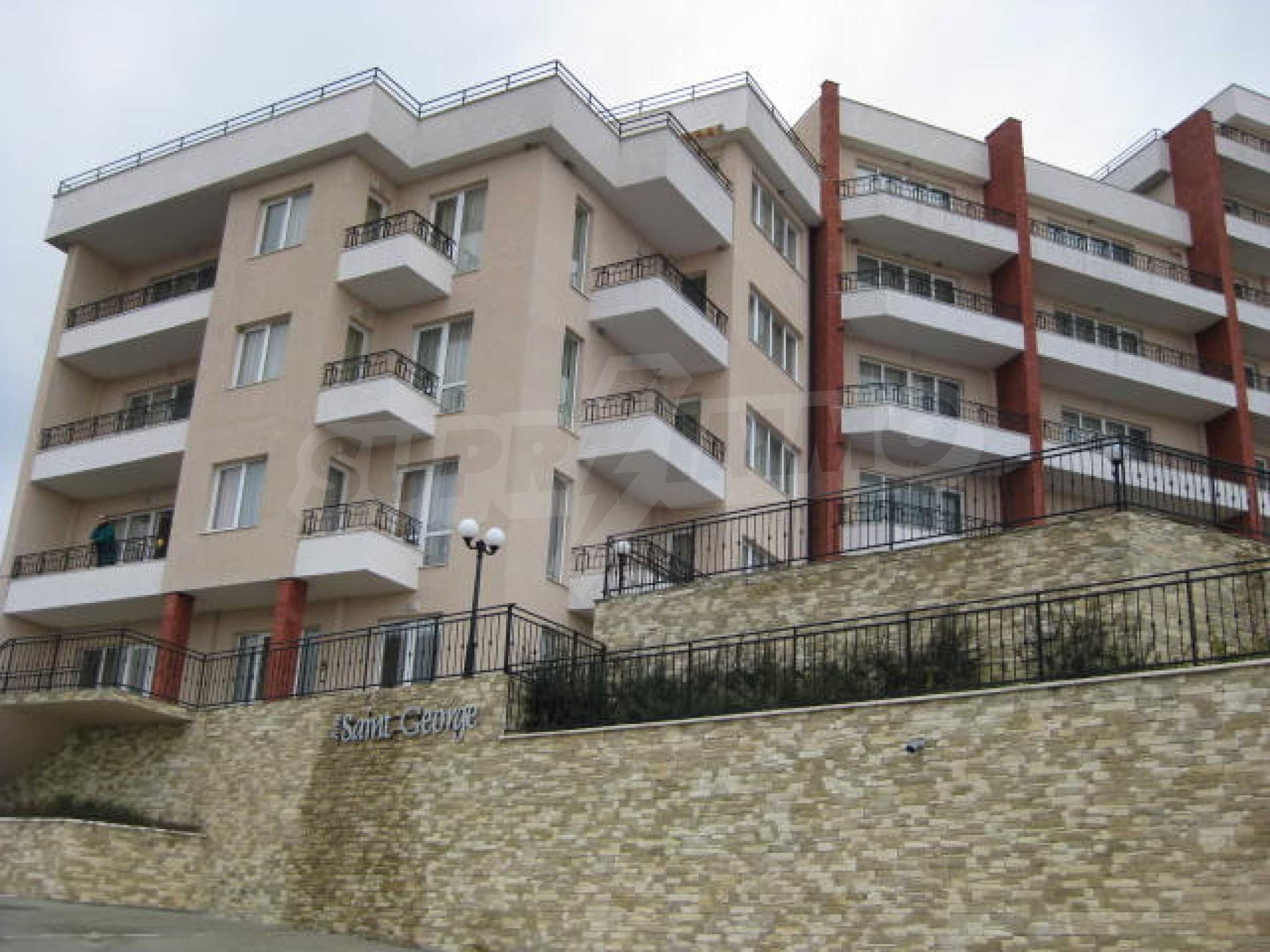 Villa Saint George Apartment 1