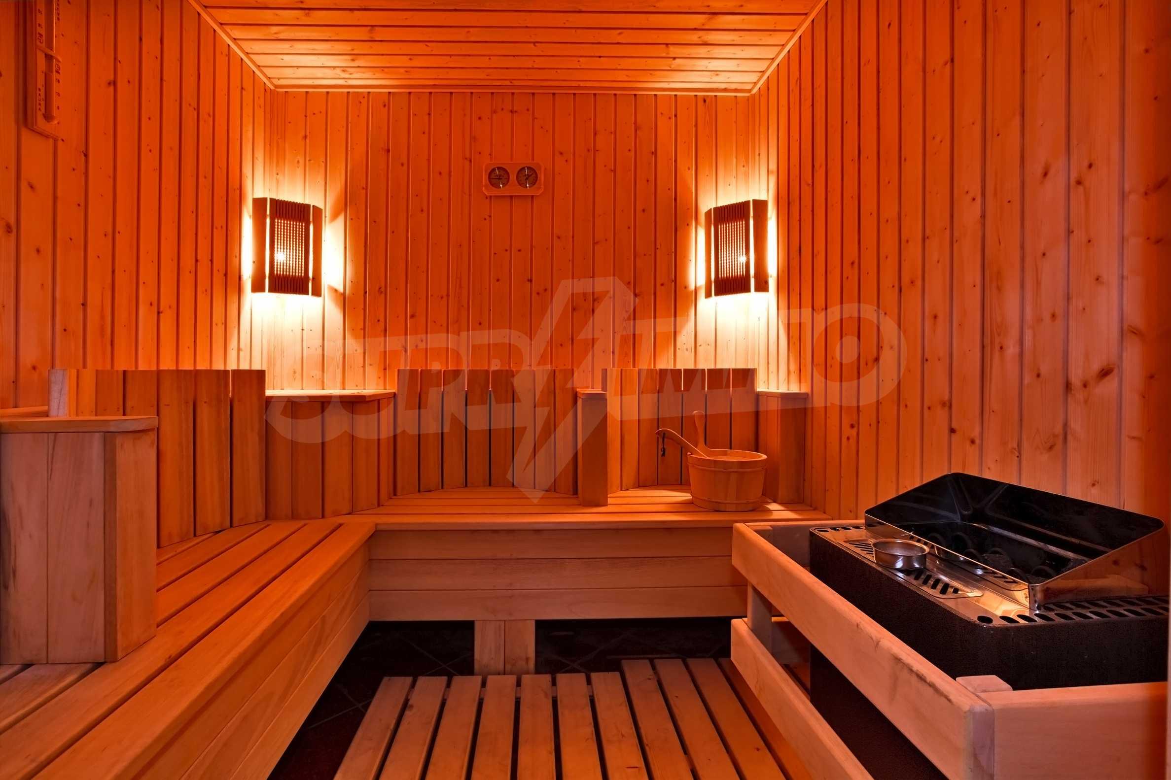 Двустаен апартамент с модерно обзавеждане в Банско 21