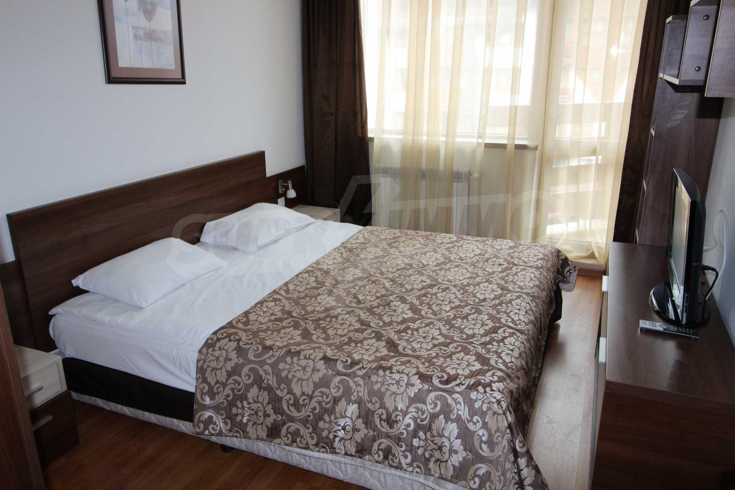 Двустаен апартамент с модерно обзавеждане в Банско 5