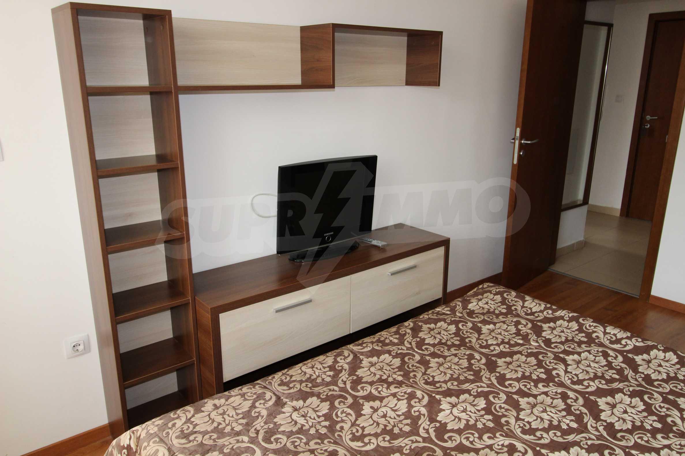 Двустаен апартамент с модерно обзавеждане в Банско 7