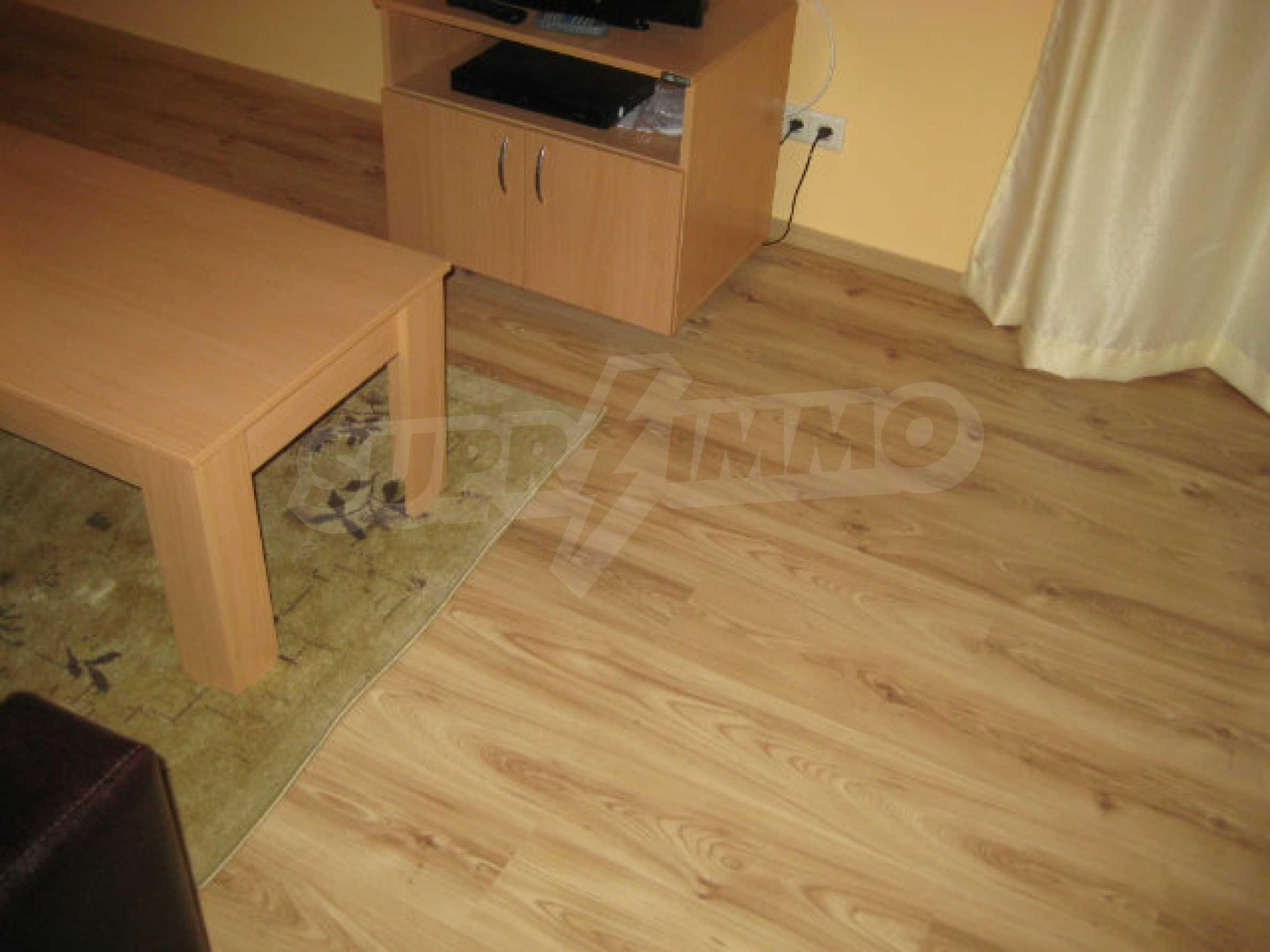 Apartment mit einem Schlafzimmer im Saint Ivan Spa Complex 11