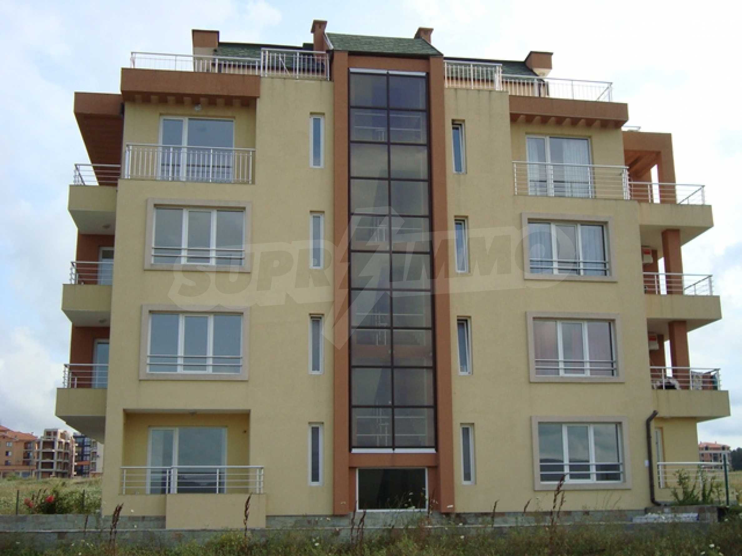 Pearl Sunshine - new seaside apartments for sale in Primorsko