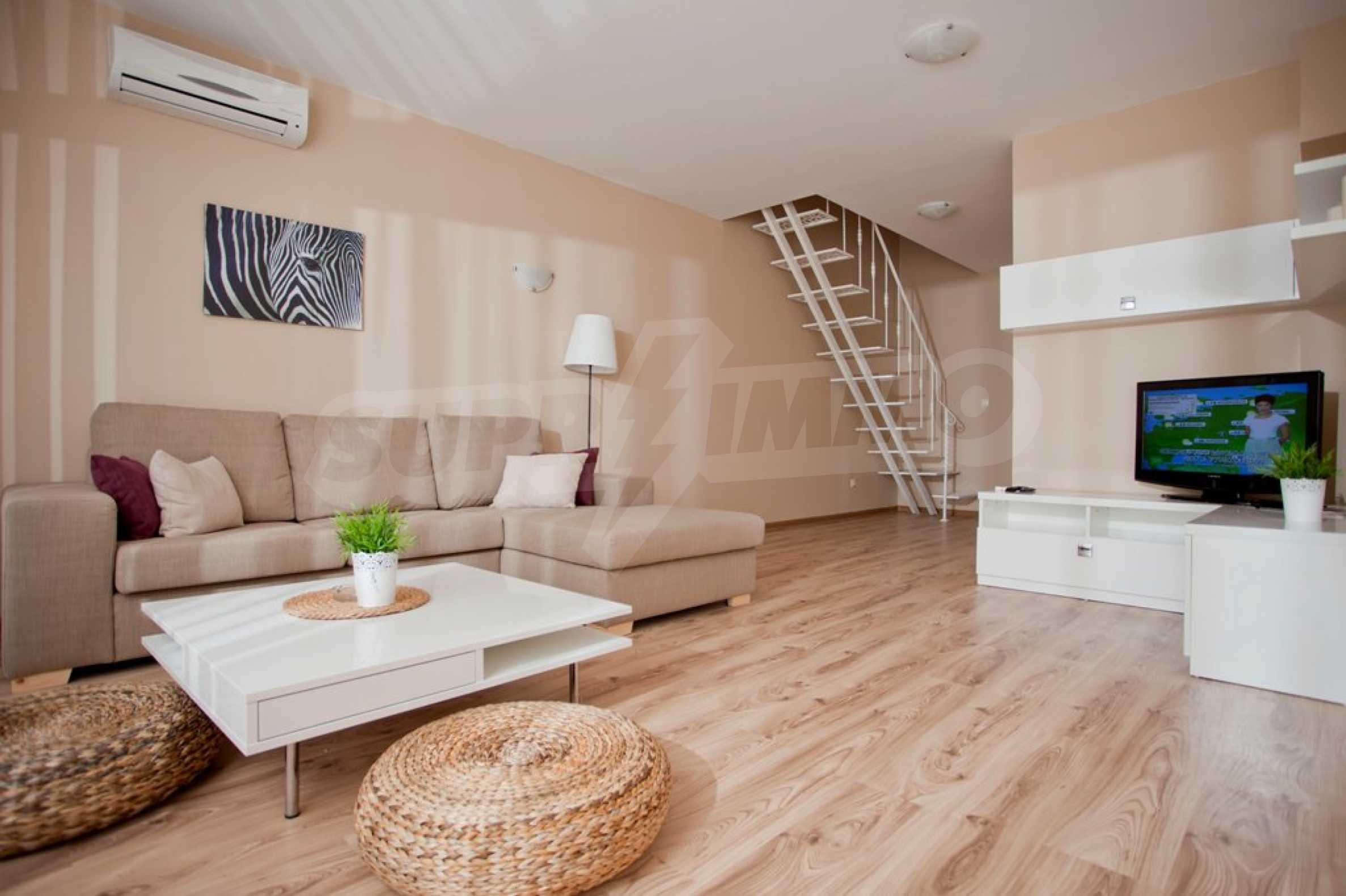 New apartment complex Atia resort in Chernomorets 19