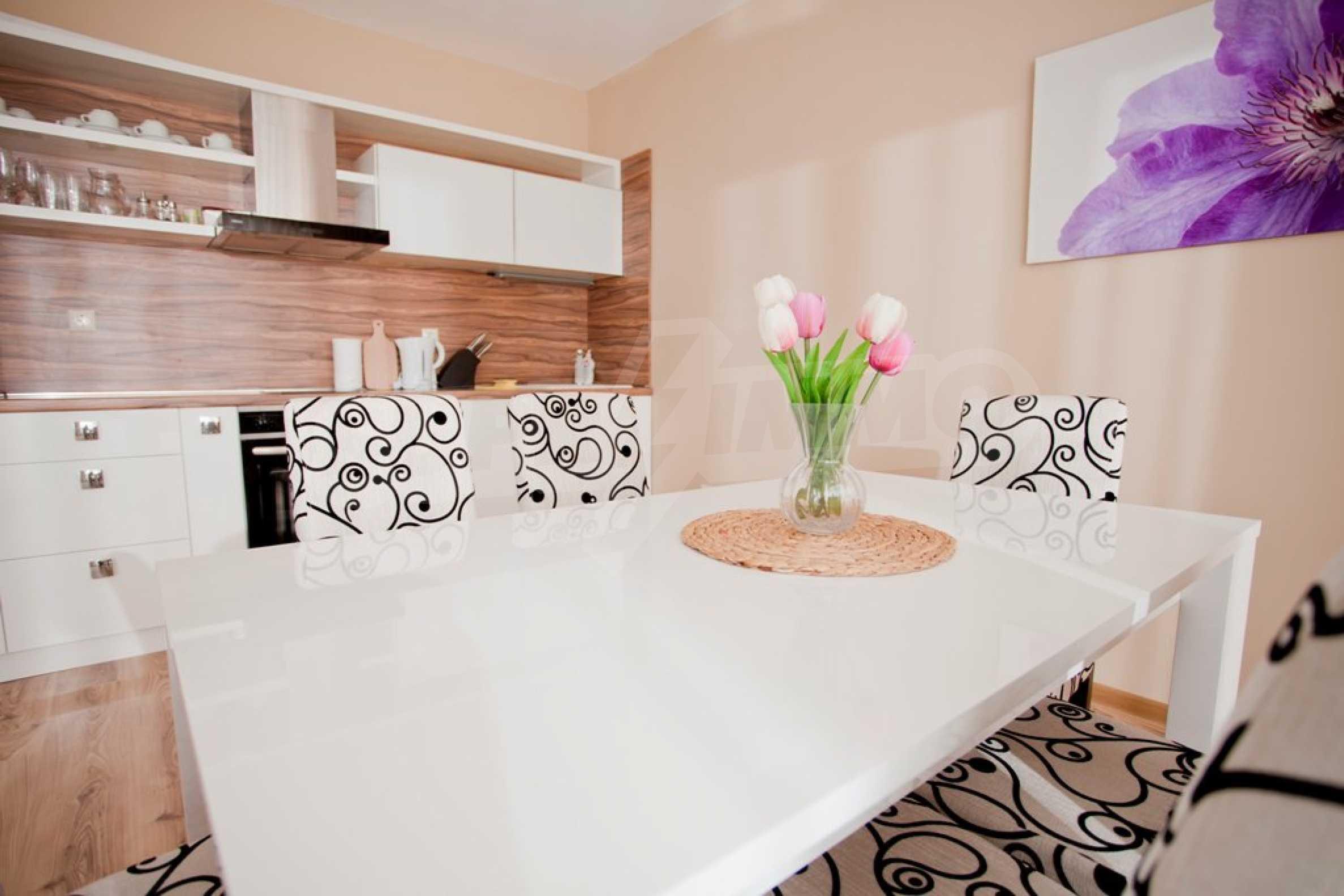 New apartment complex Atia resort in Chernomorets 20