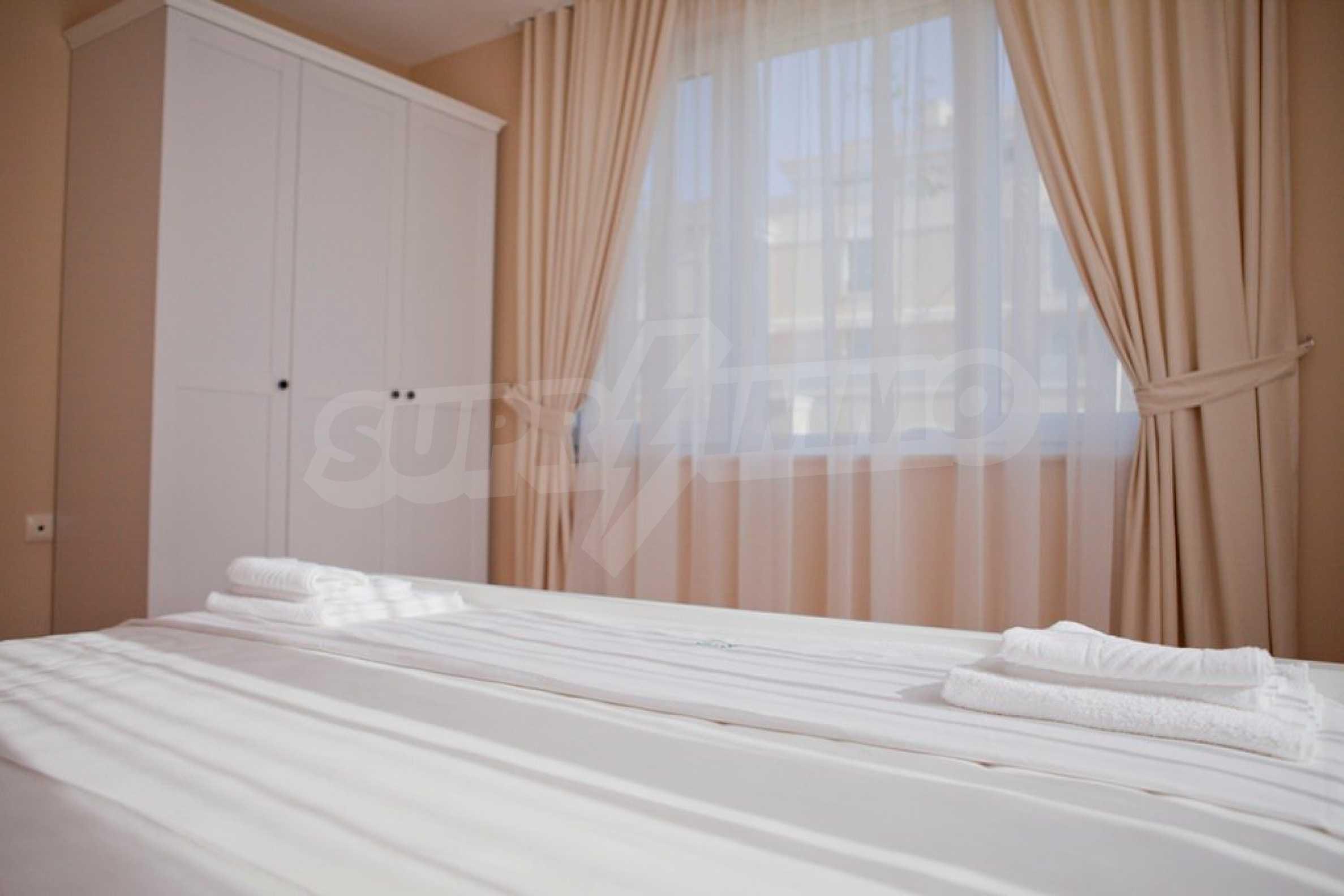 New apartment complex Atia resort in Chernomorets 25