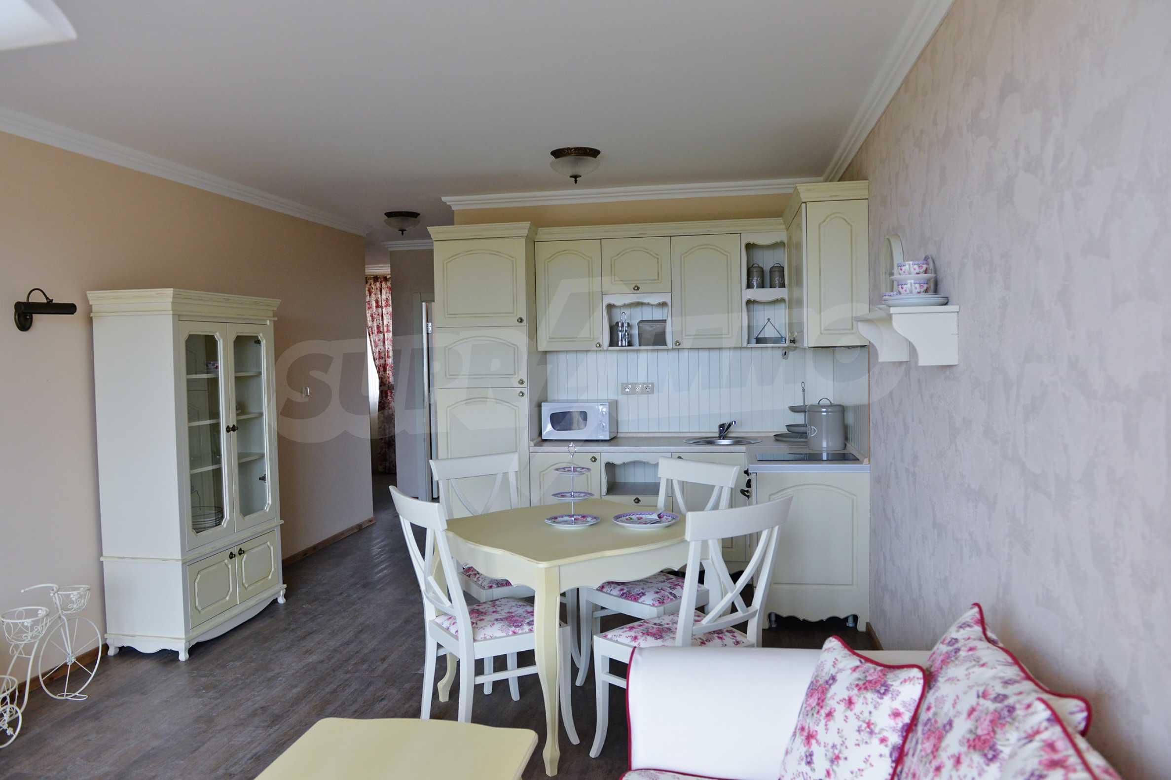 New apartment complex Atia resort in Chernomorets 26