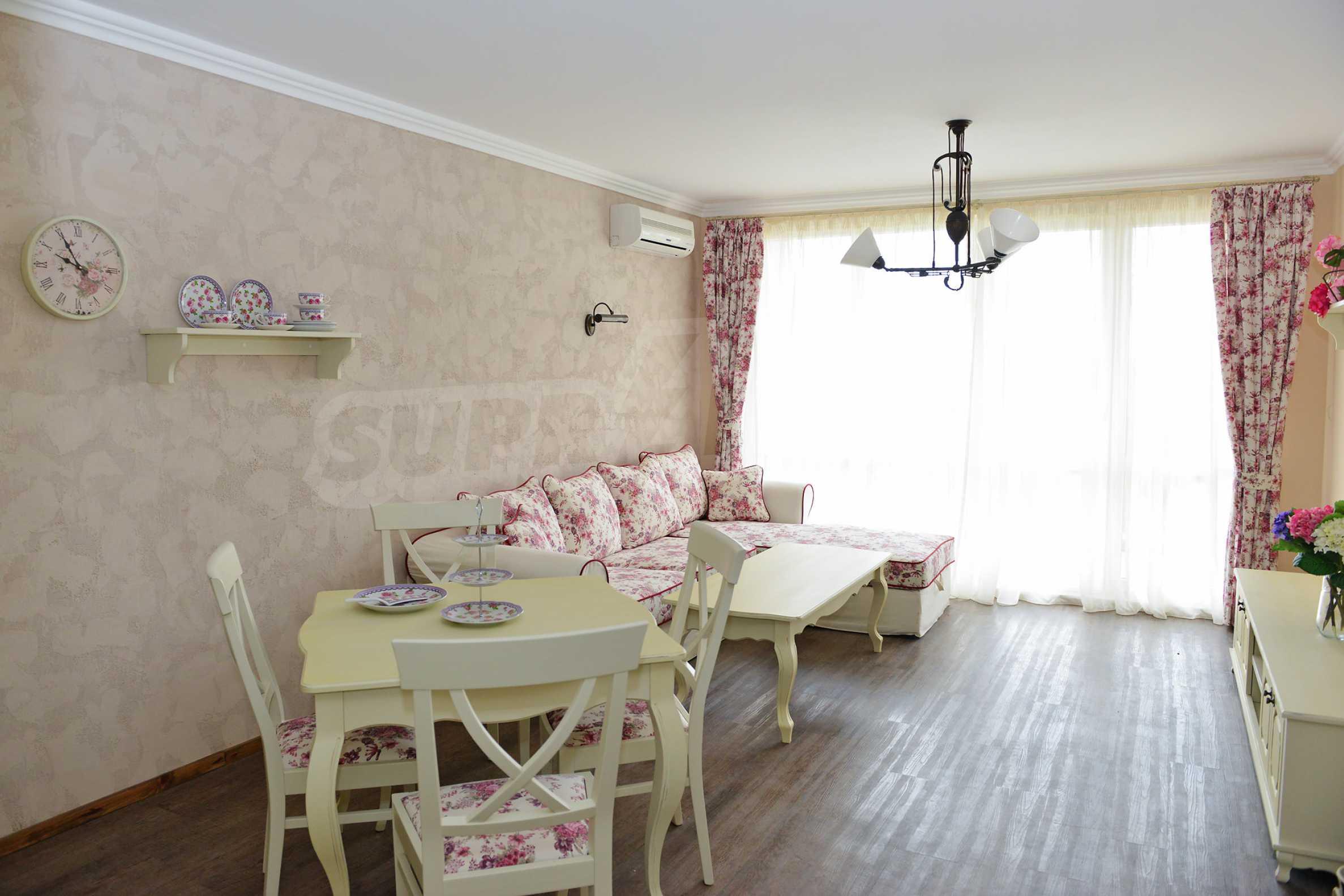New apartment complex Atia resort in Chernomorets 27