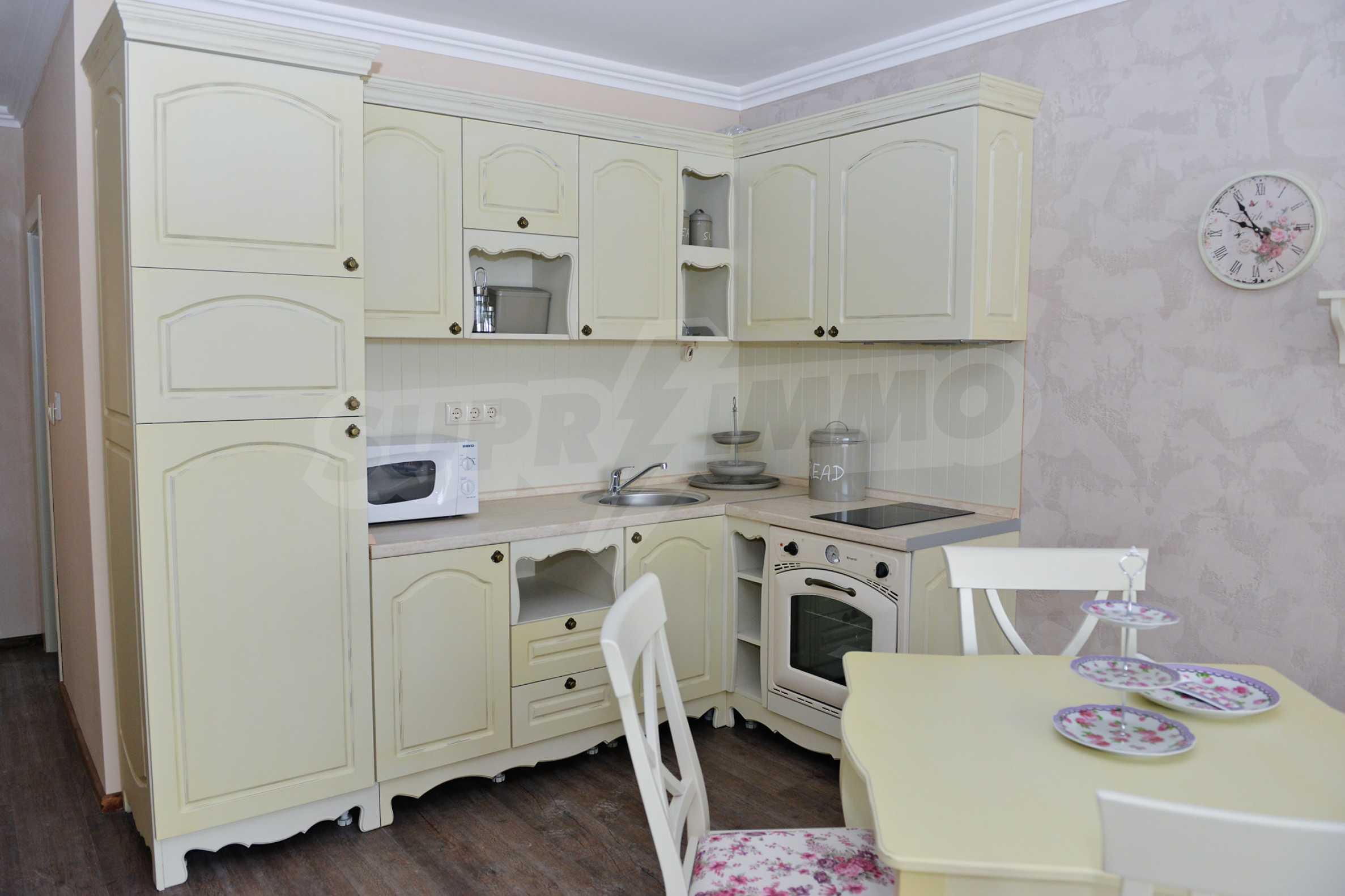 New apartment complex Atia resort in Chernomorets 28