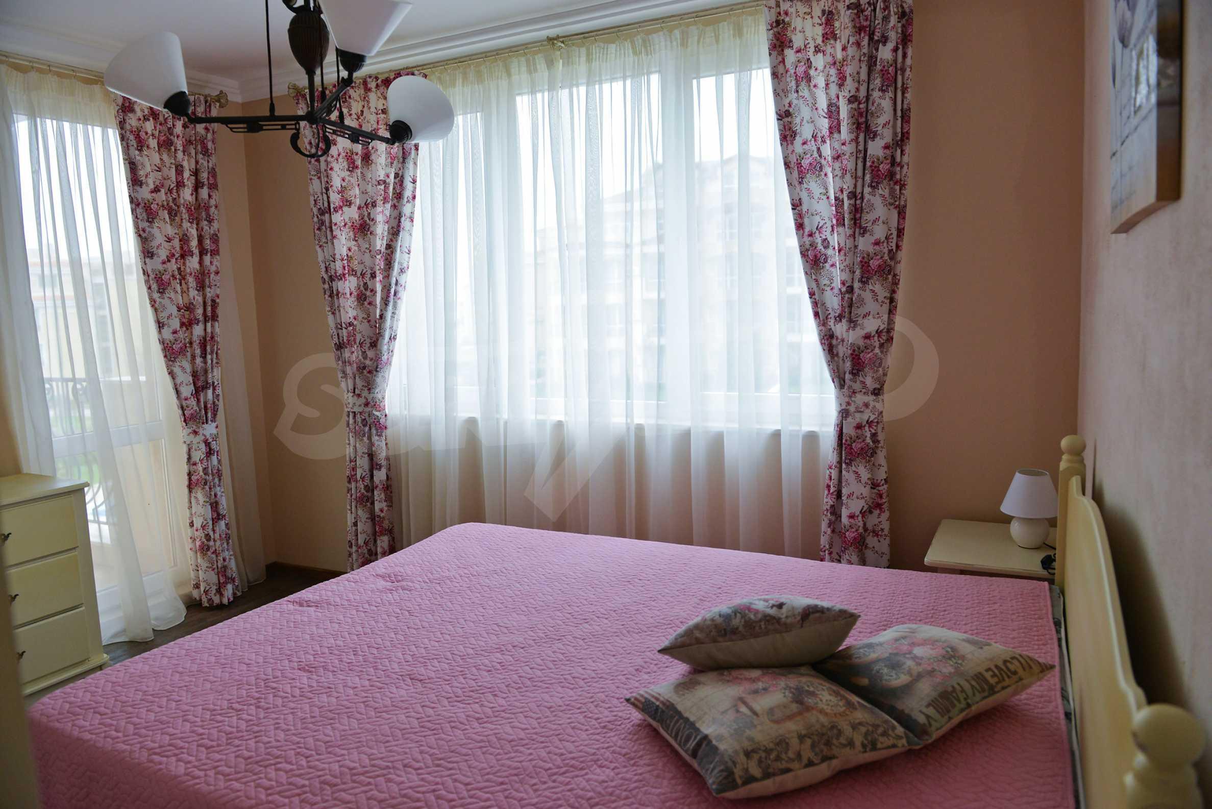 New apartment complex Atia resort in Chernomorets 30