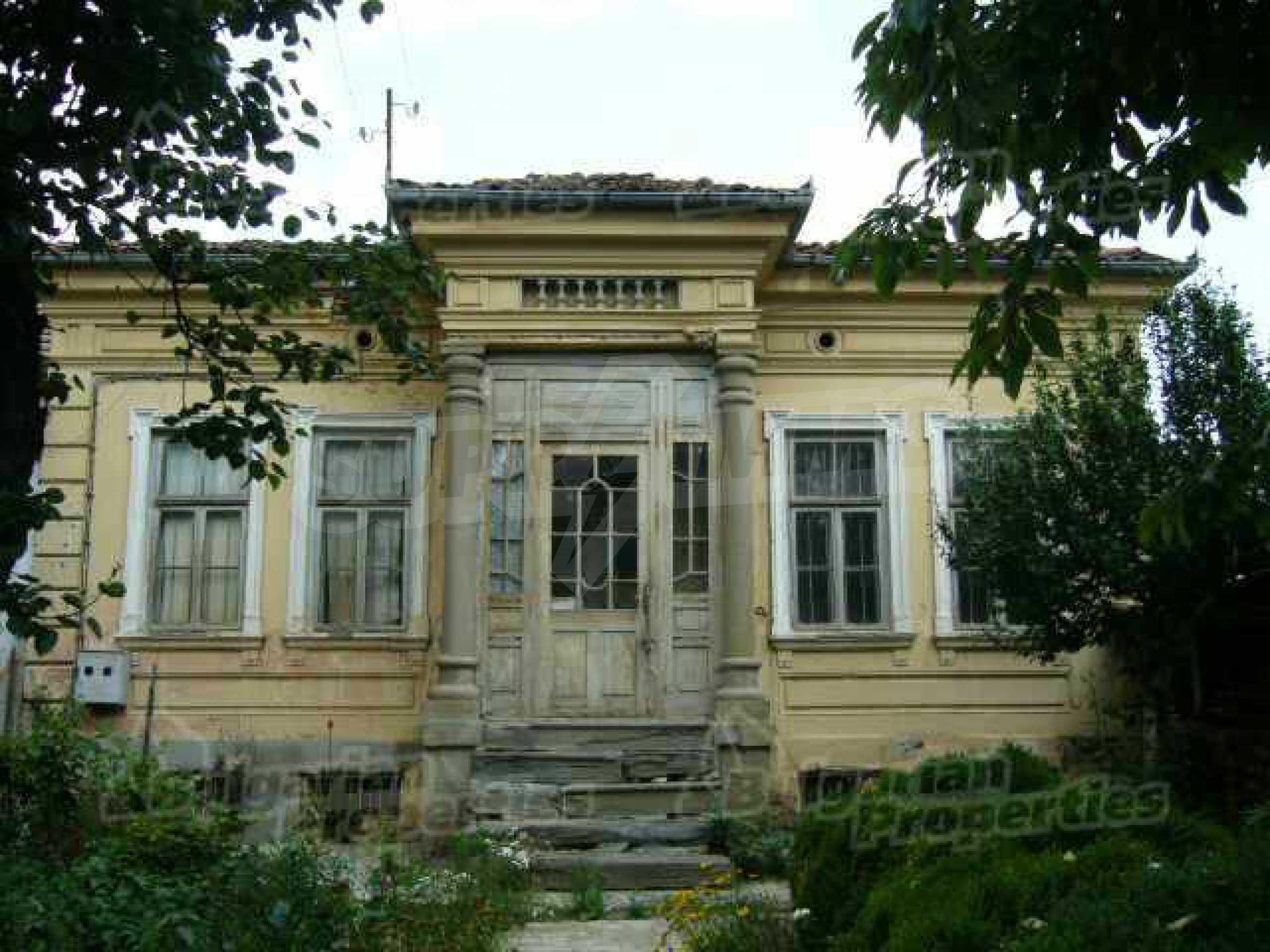 Einstöckiges Haus in einer kleinen Stadt, nur 15 km von Pavlikeni entfernt