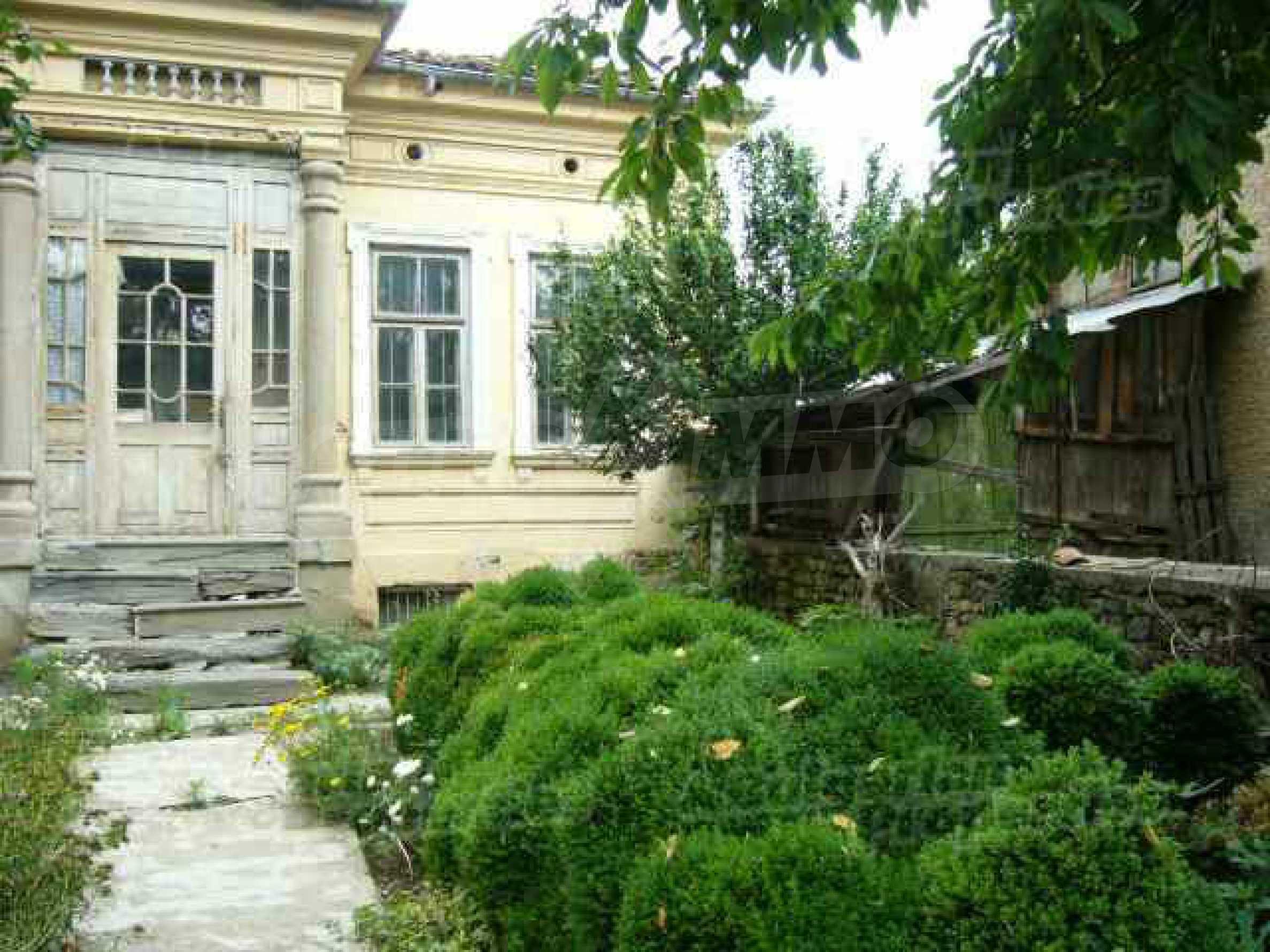 Einstöckiges Haus in einer kleinen Stadt, nur 15 km von Pavlikeni entfernt 1