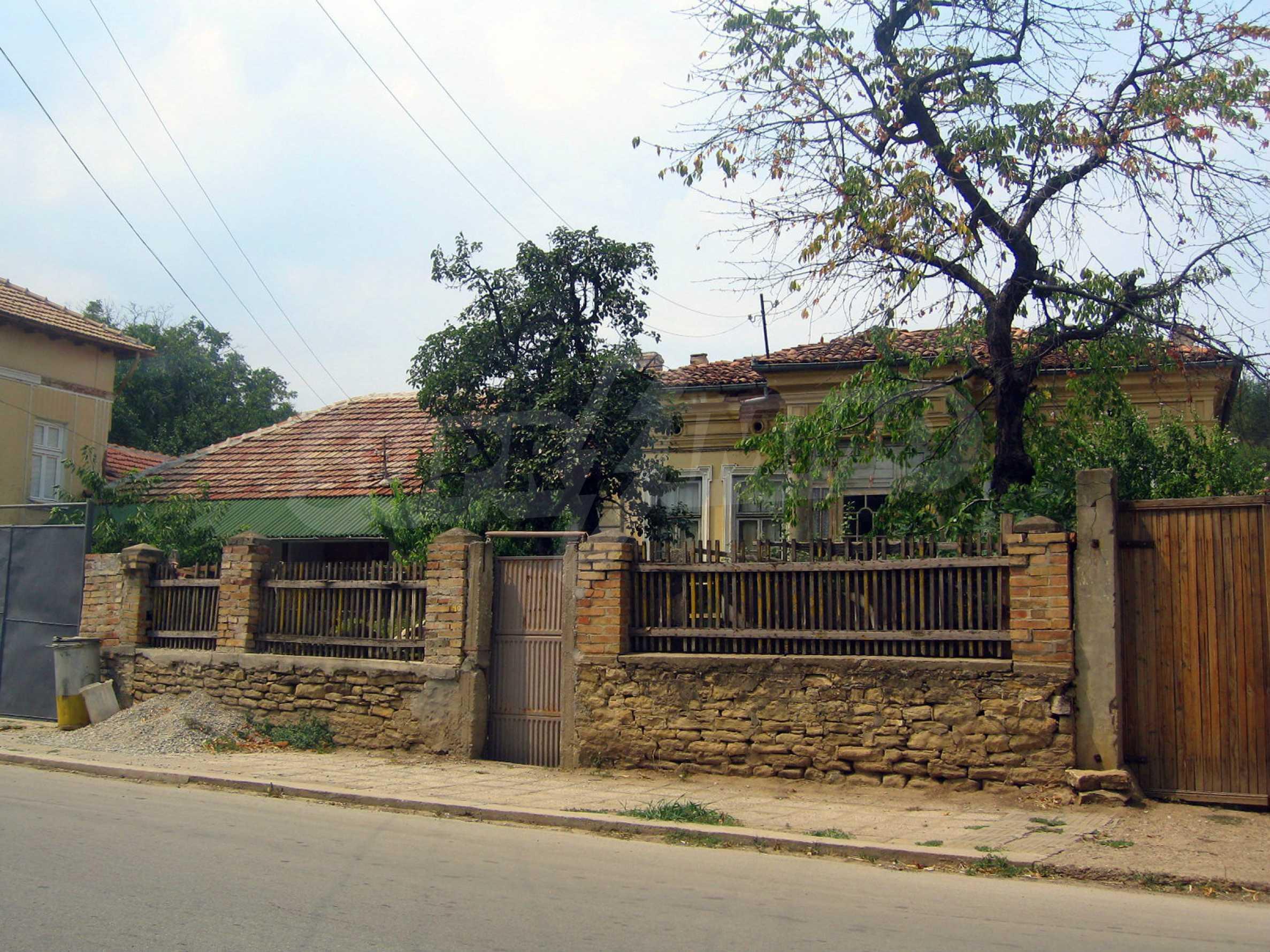 Einstöckiges Haus in einer kleinen Stadt, nur 15 km von Pavlikeni entfernt 30