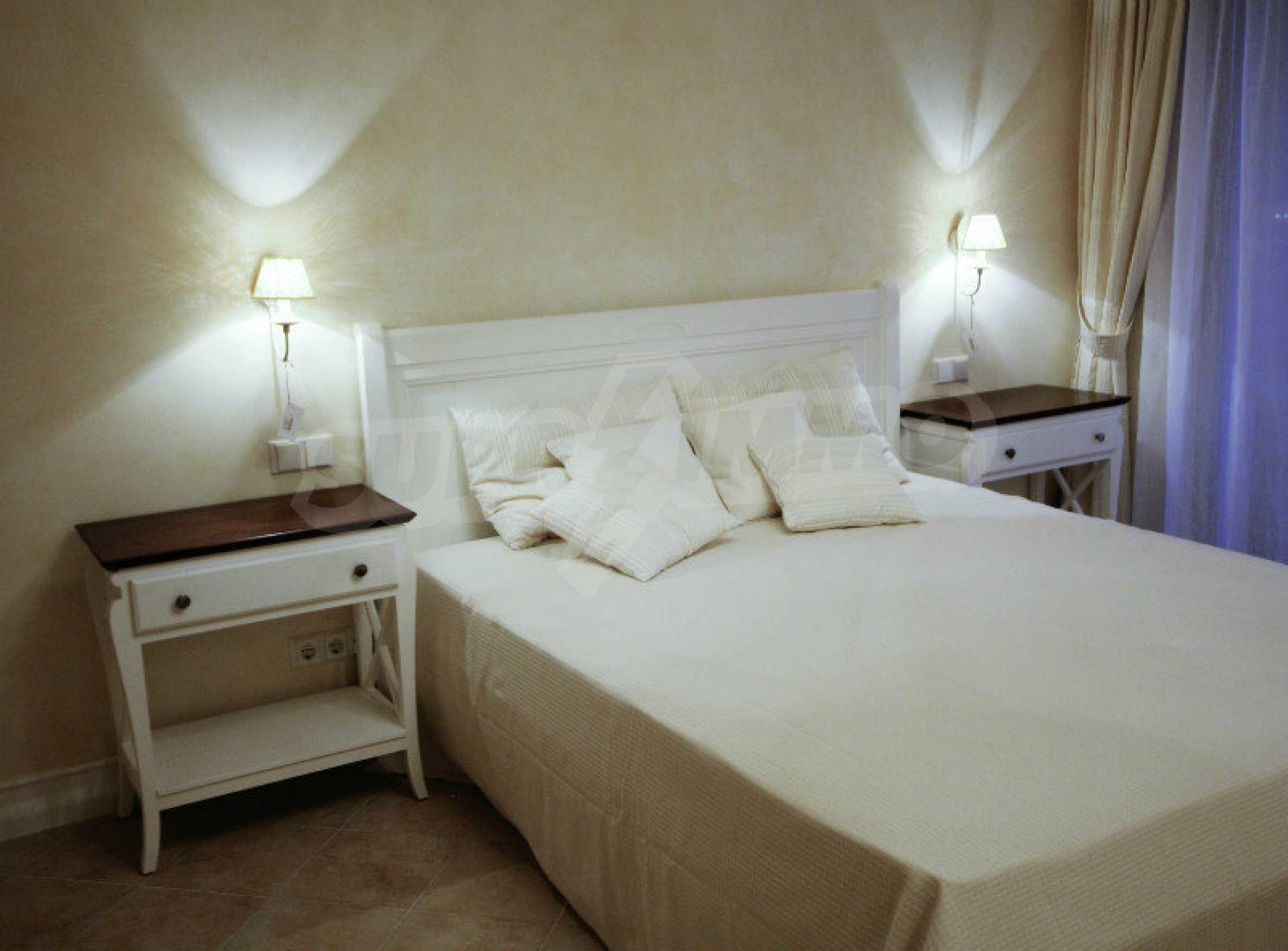 Zwei-Zimmer-Wohnung in einem Komplex in erster Linie in Lozenets 9