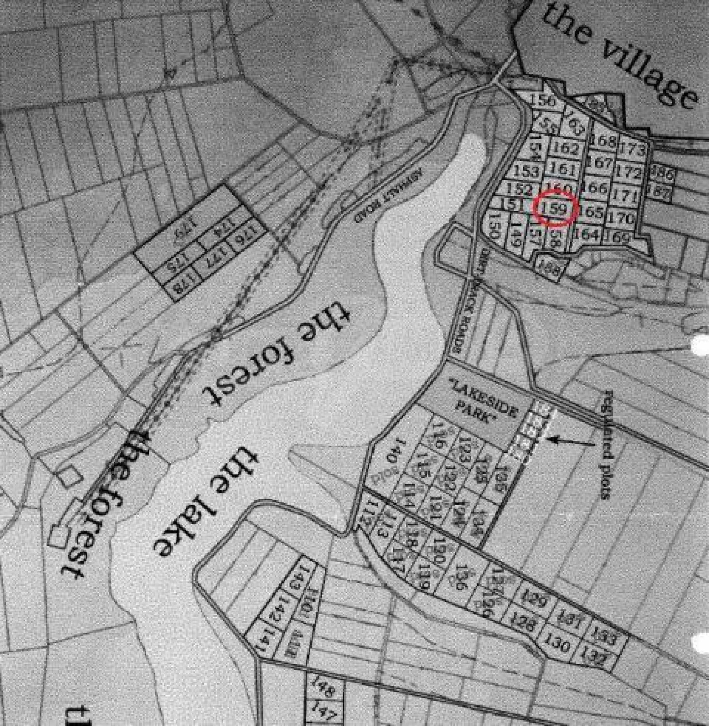 A plot in Nikolaevka 6