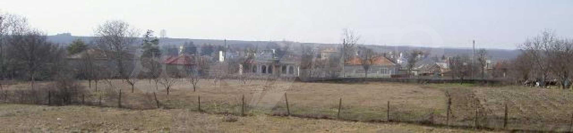 Plot near Romanian border 9