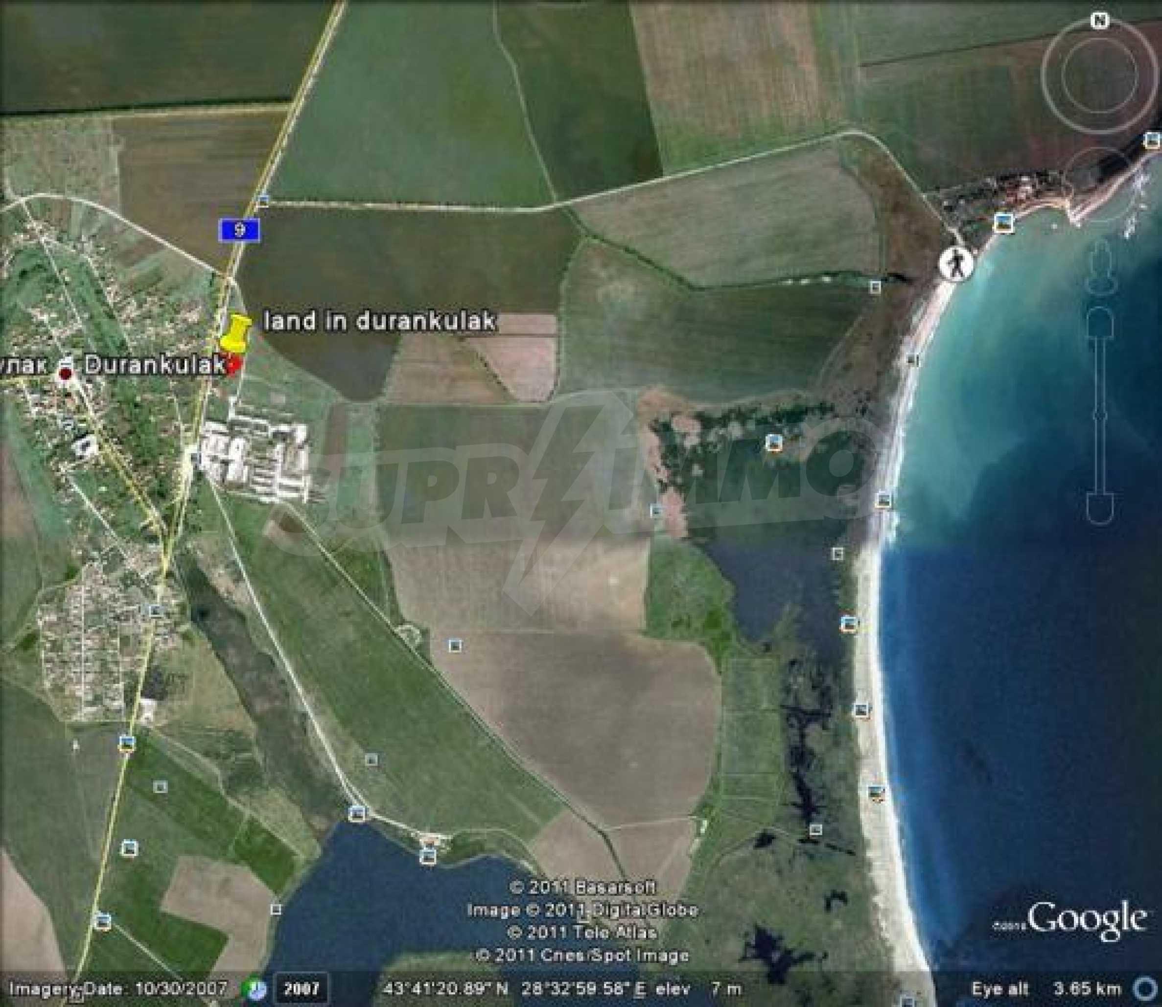 Plot near Romanian border 1