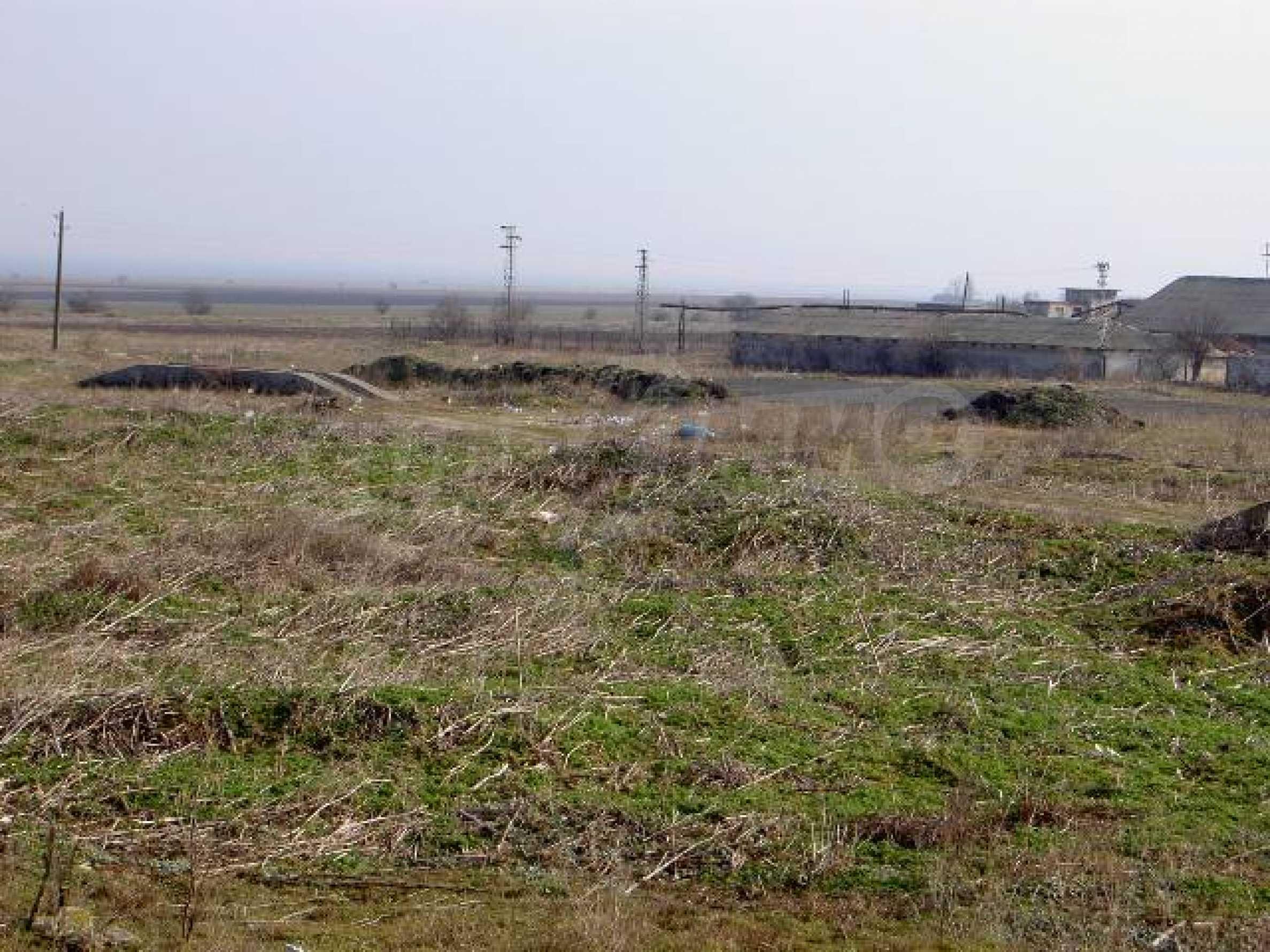 Plot near Romanian border 4