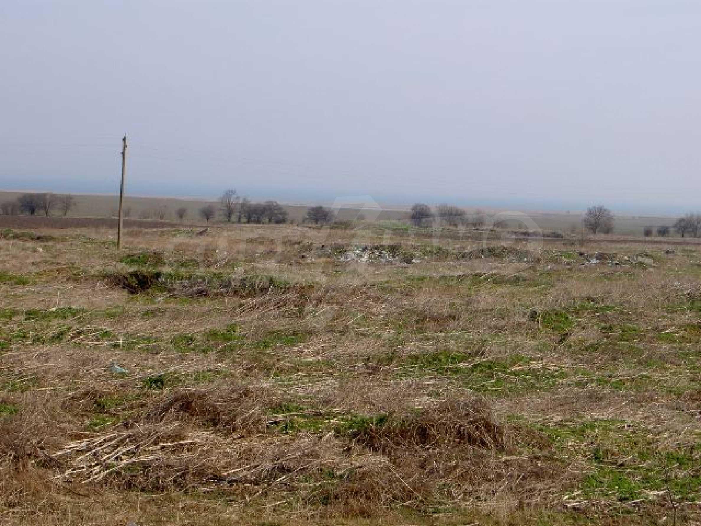 Plot near Romanian border 5