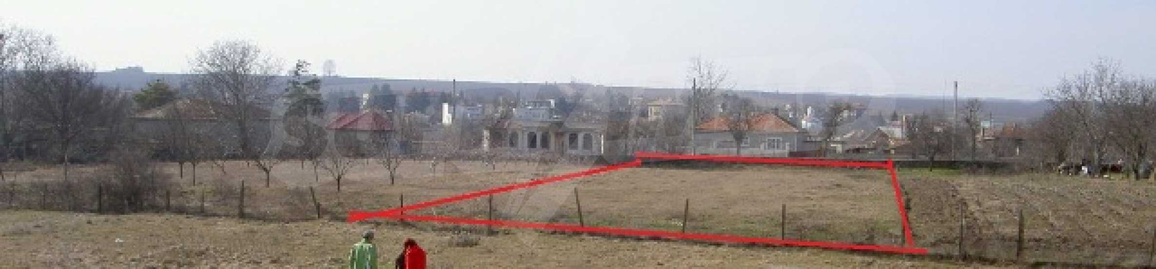 Plot near Romanian border 7