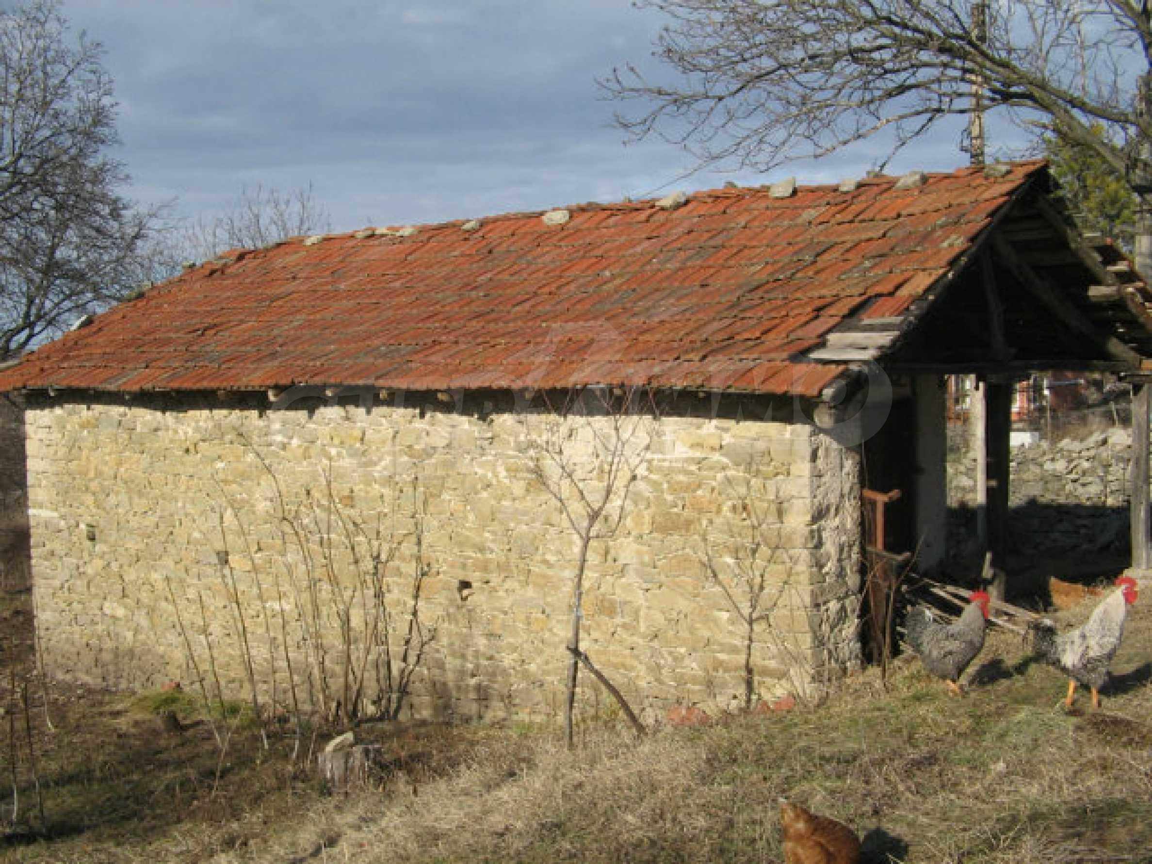 Ein Grundstück zum Verkauf in einem Dorf 32 km von Kardjali entfernt