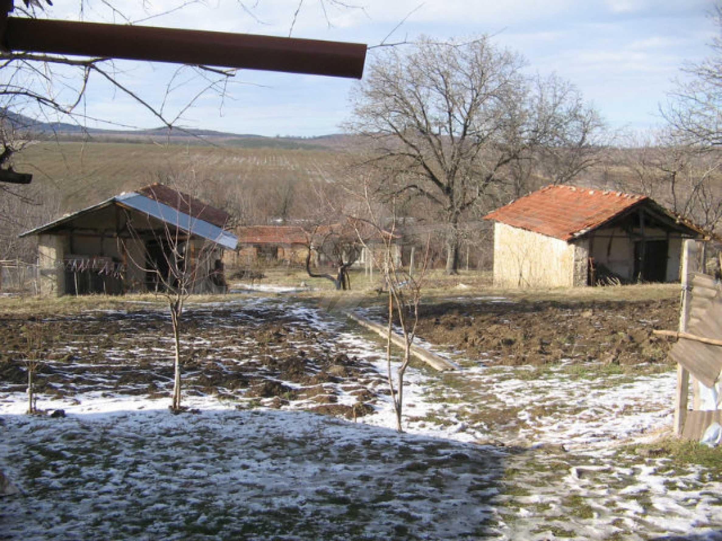 Ein Grundstück zum Verkauf in einem Dorf 32 km von Kardjali entfernt 11
