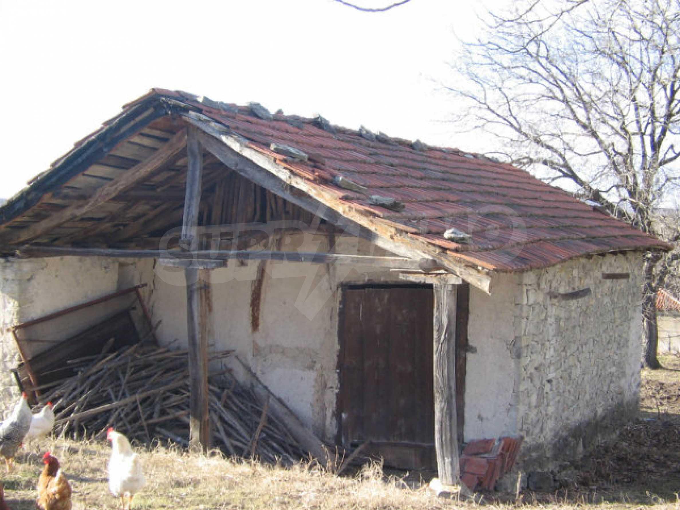 Ein Grundstück zum Verkauf in einem Dorf 32 km von Kardjali entfernt 1