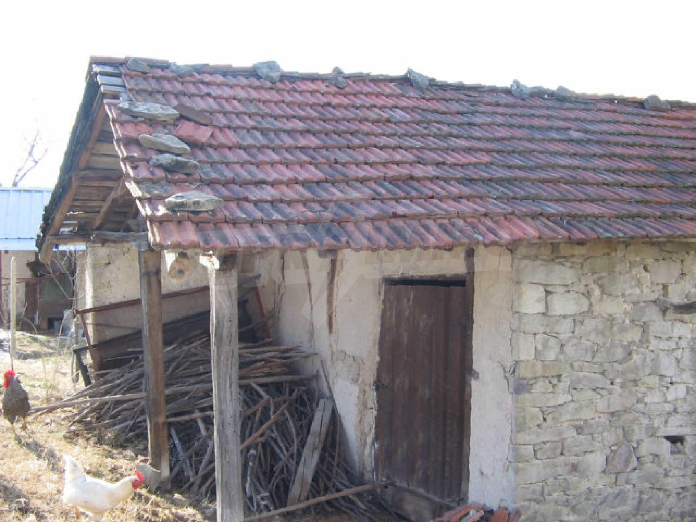 Ein Grundstück zum Verkauf in einem Dorf 32 km von Kardjali entfernt 2
