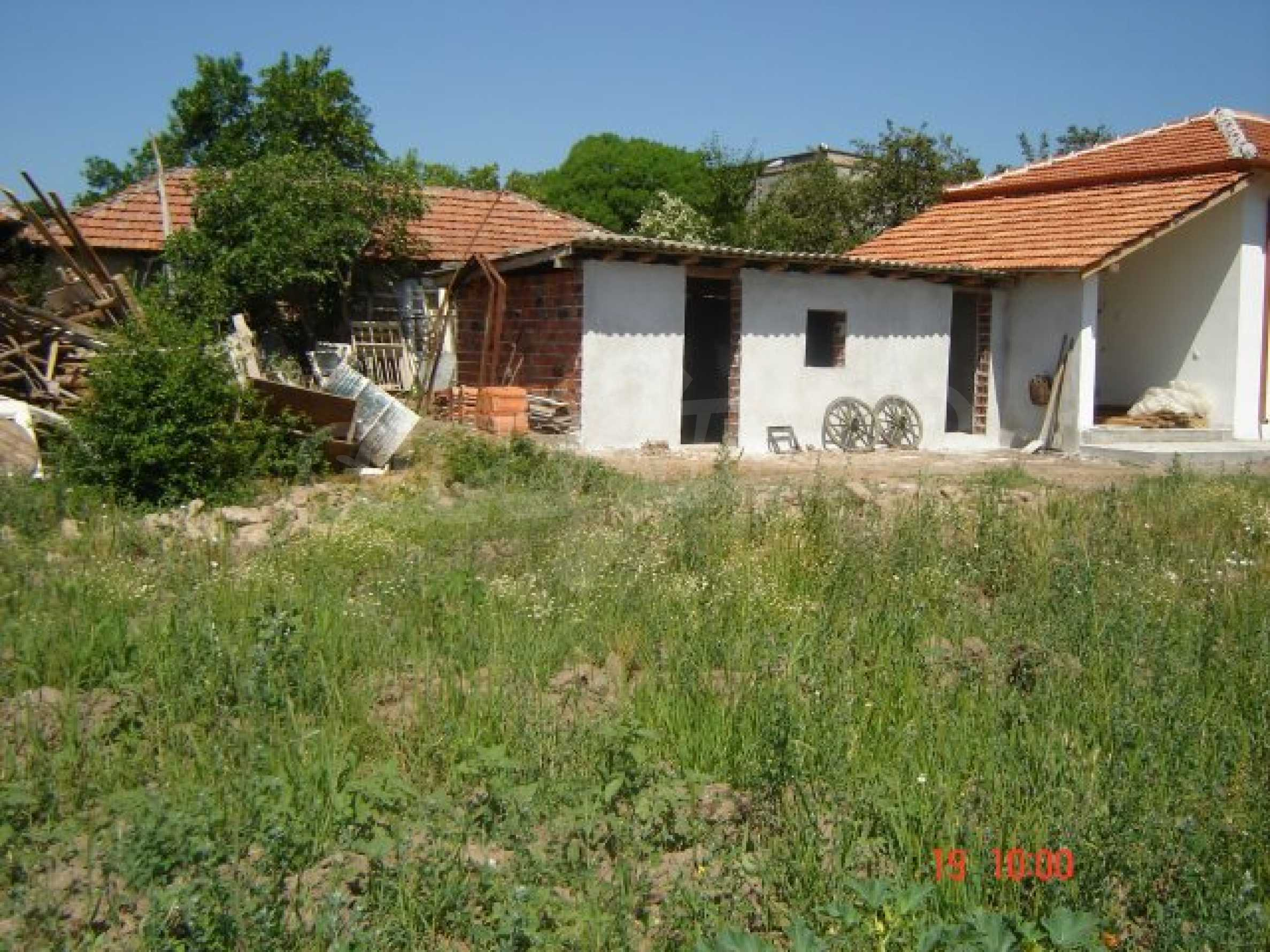 Newly built house set near Ivaylovgrad dam 2