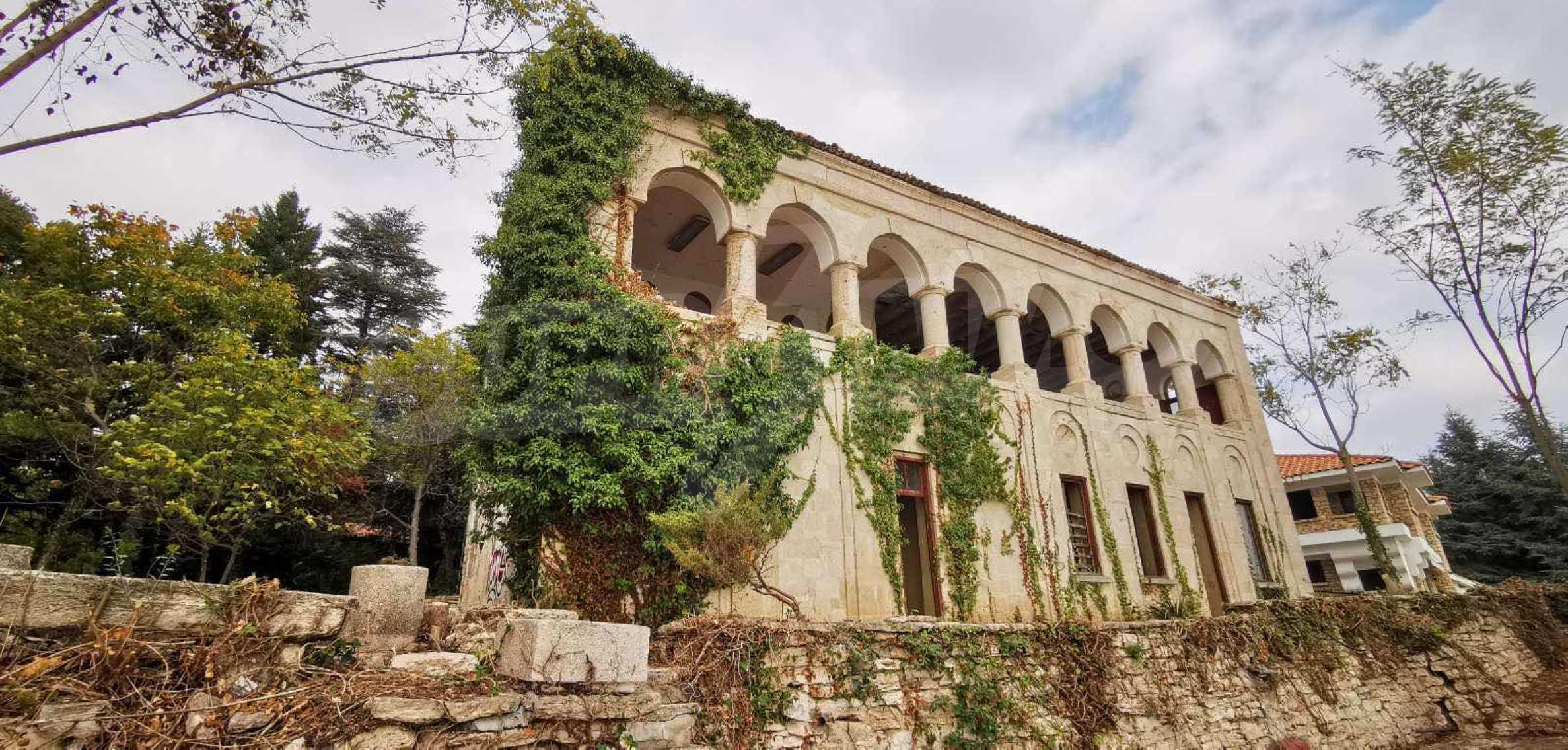 Villa Storck - an aristocratic mansion on the beach
