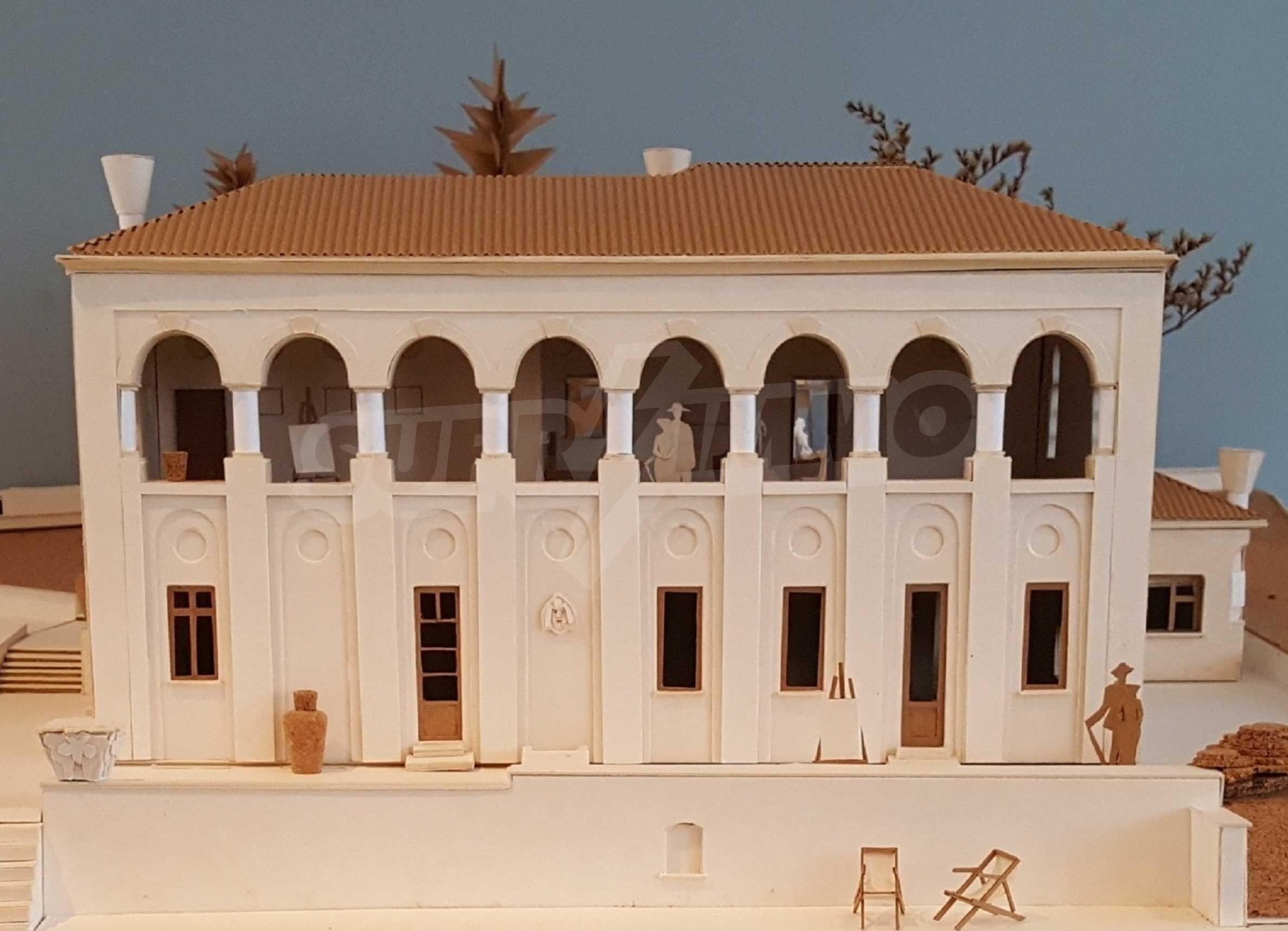 Villa Storck - an aristocratic mansion on the beach 17