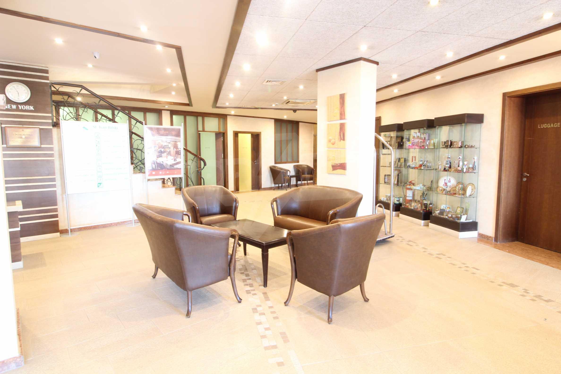 Обзаведен двустаен апартамент в луксозен СПА комплекс в Банско 17