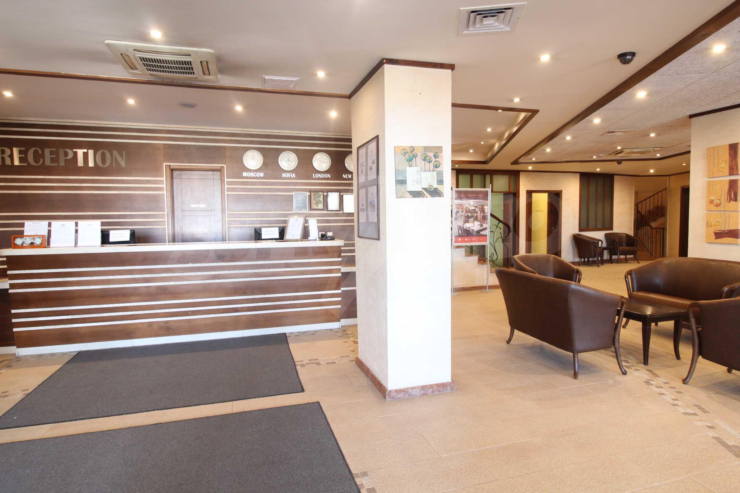 Обзаведен двустаен апартамент в луксозен СПА комплекс в Банско 18