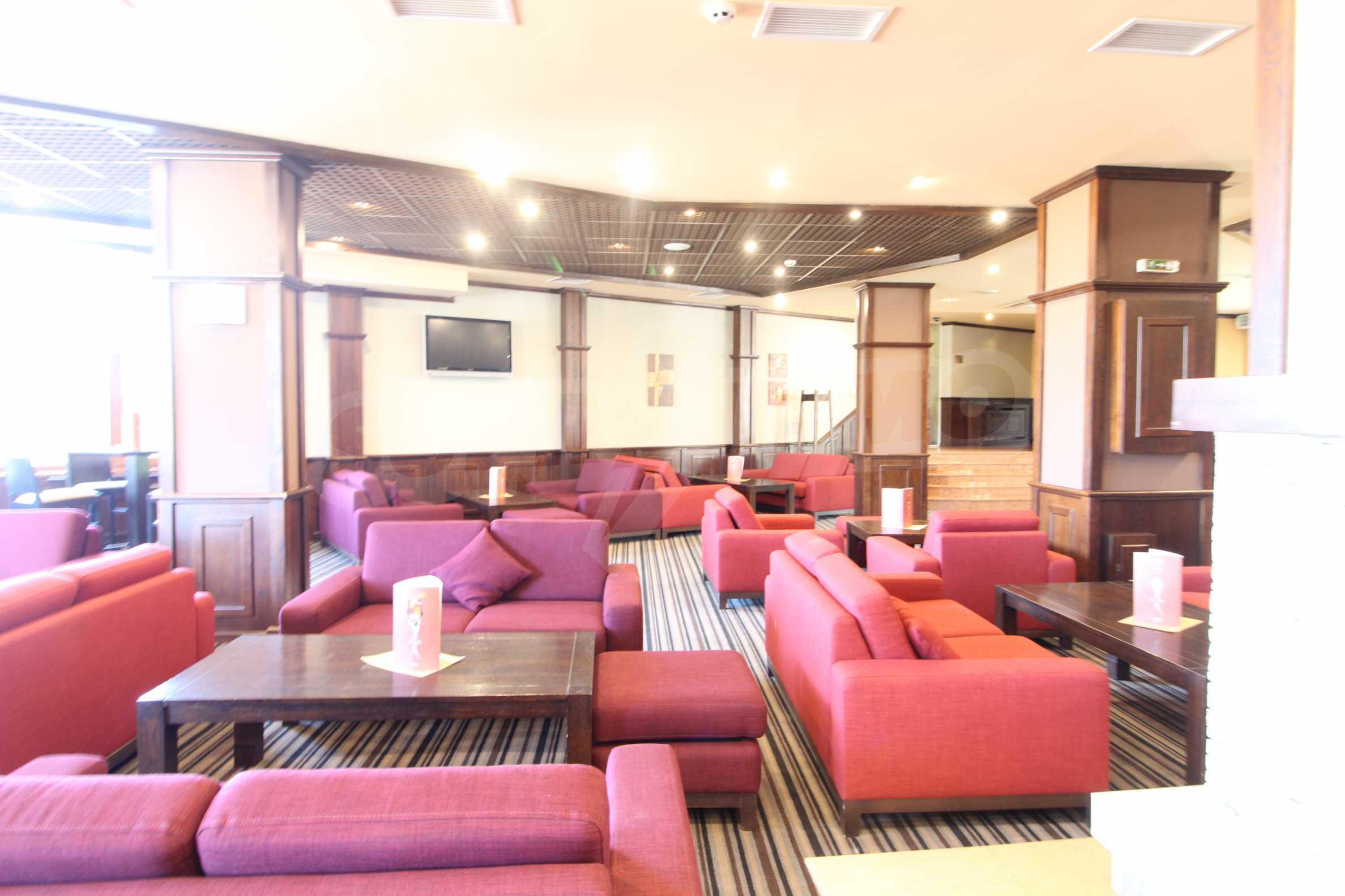 Обзаведен двустаен апартамент в луксозен СПА комплекс в Банско 20