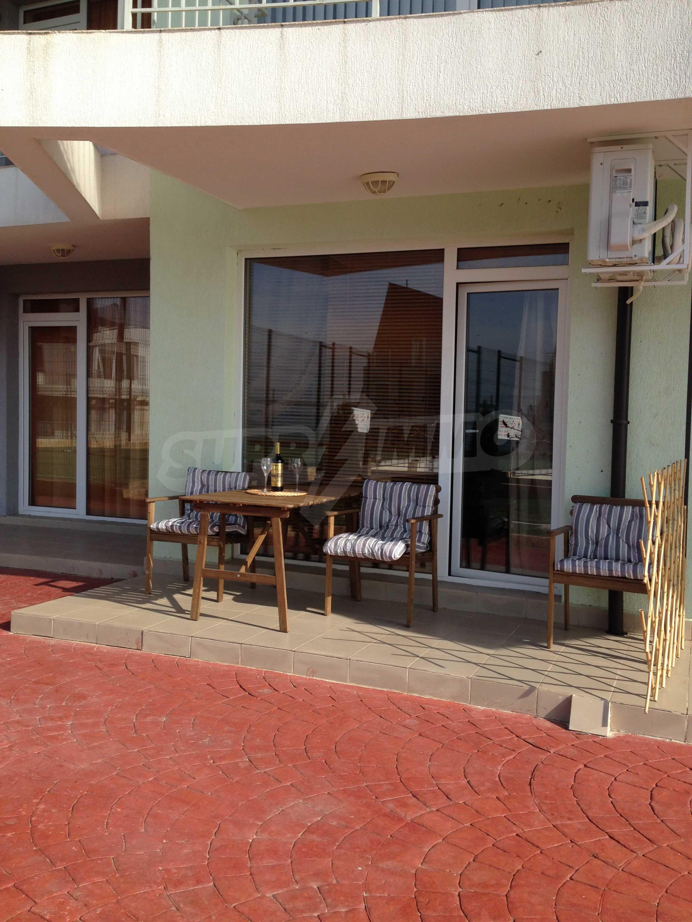 Apartment mit 1 Schlafzimmer in der Nähe von Sonnenstrand 12