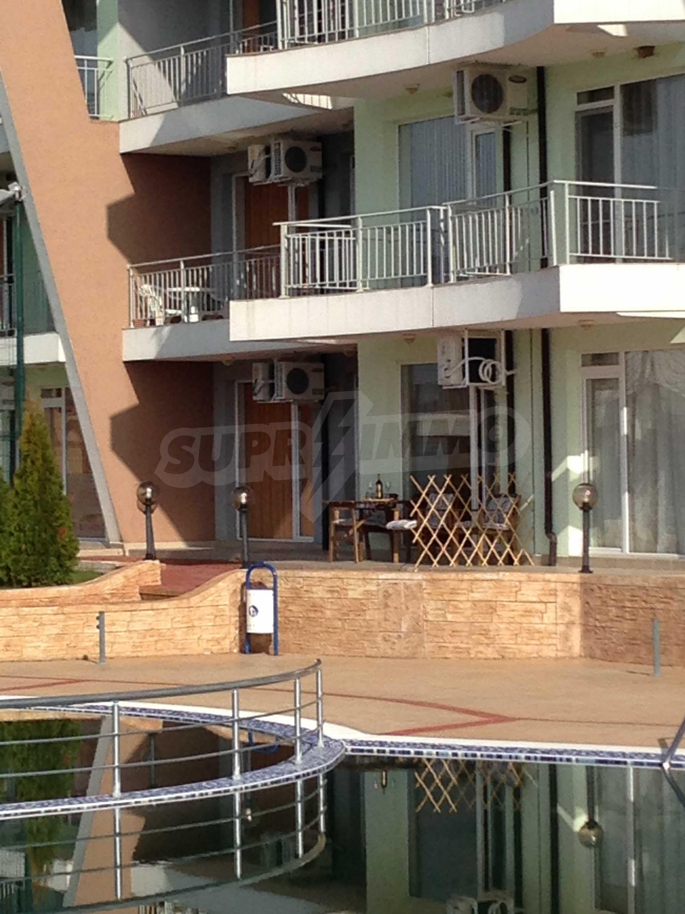 Apartment mit 1 Schlafzimmer in der Nähe von Sonnenstrand 14