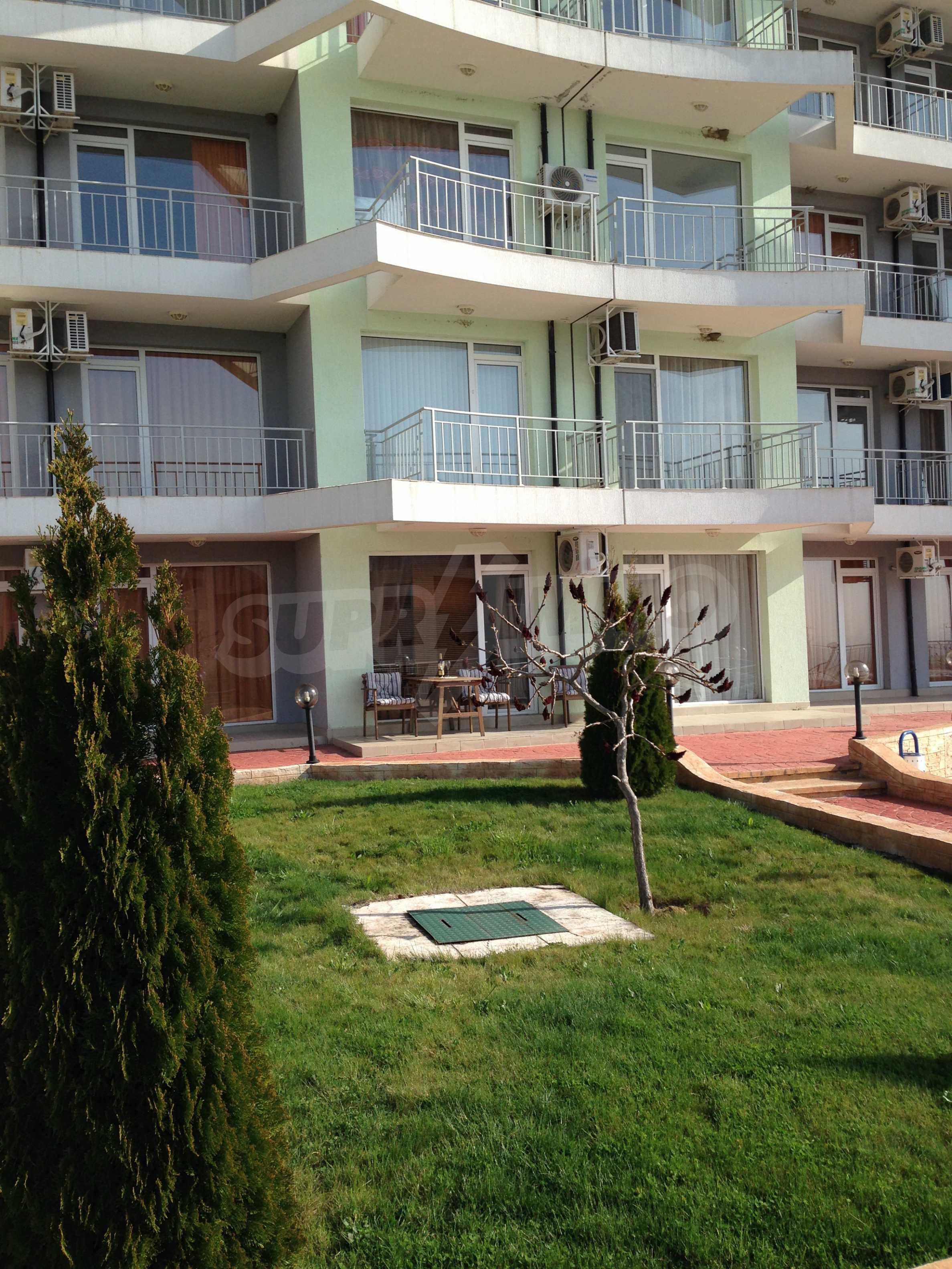 Apartment mit 1 Schlafzimmer in der Nähe von Sonnenstrand 15