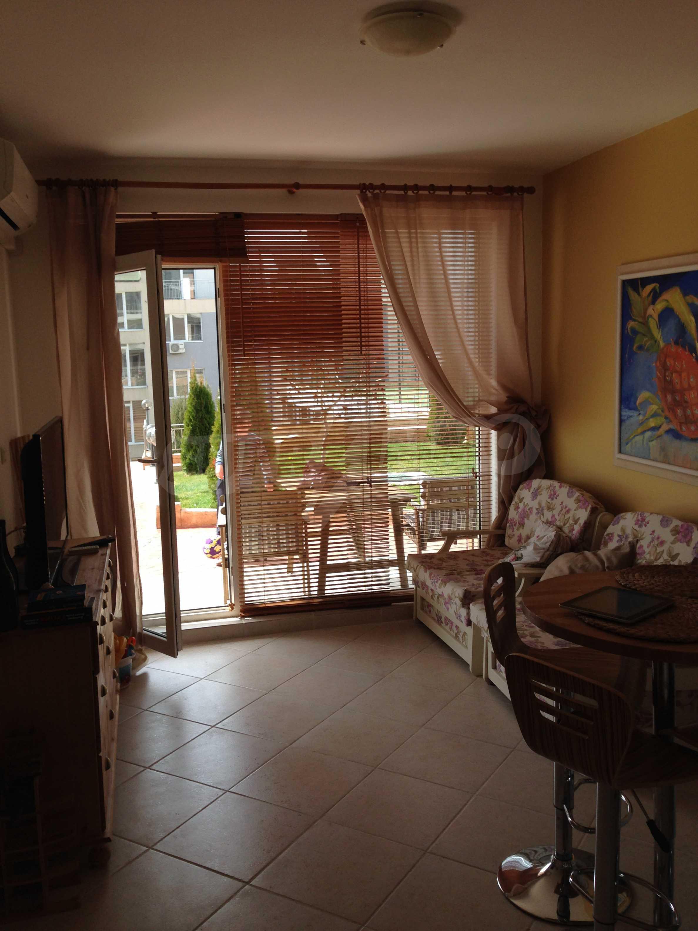 Apartment mit 1 Schlafzimmer in der Nähe von Sonnenstrand 3