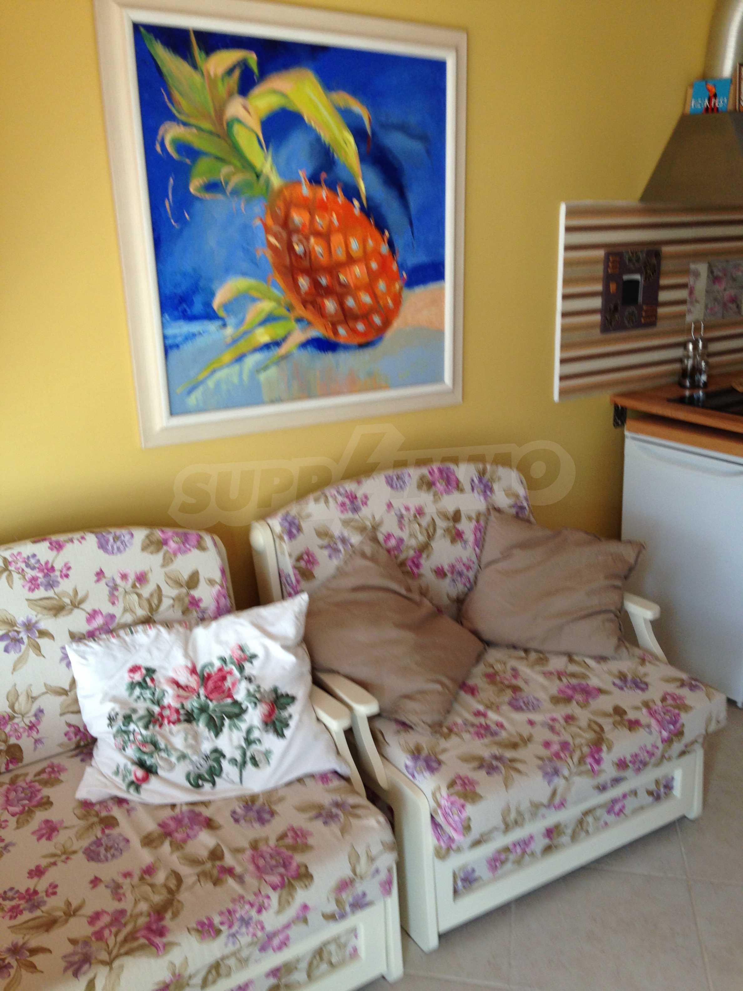 Apartment mit 1 Schlafzimmer in der Nähe von Sonnenstrand 4