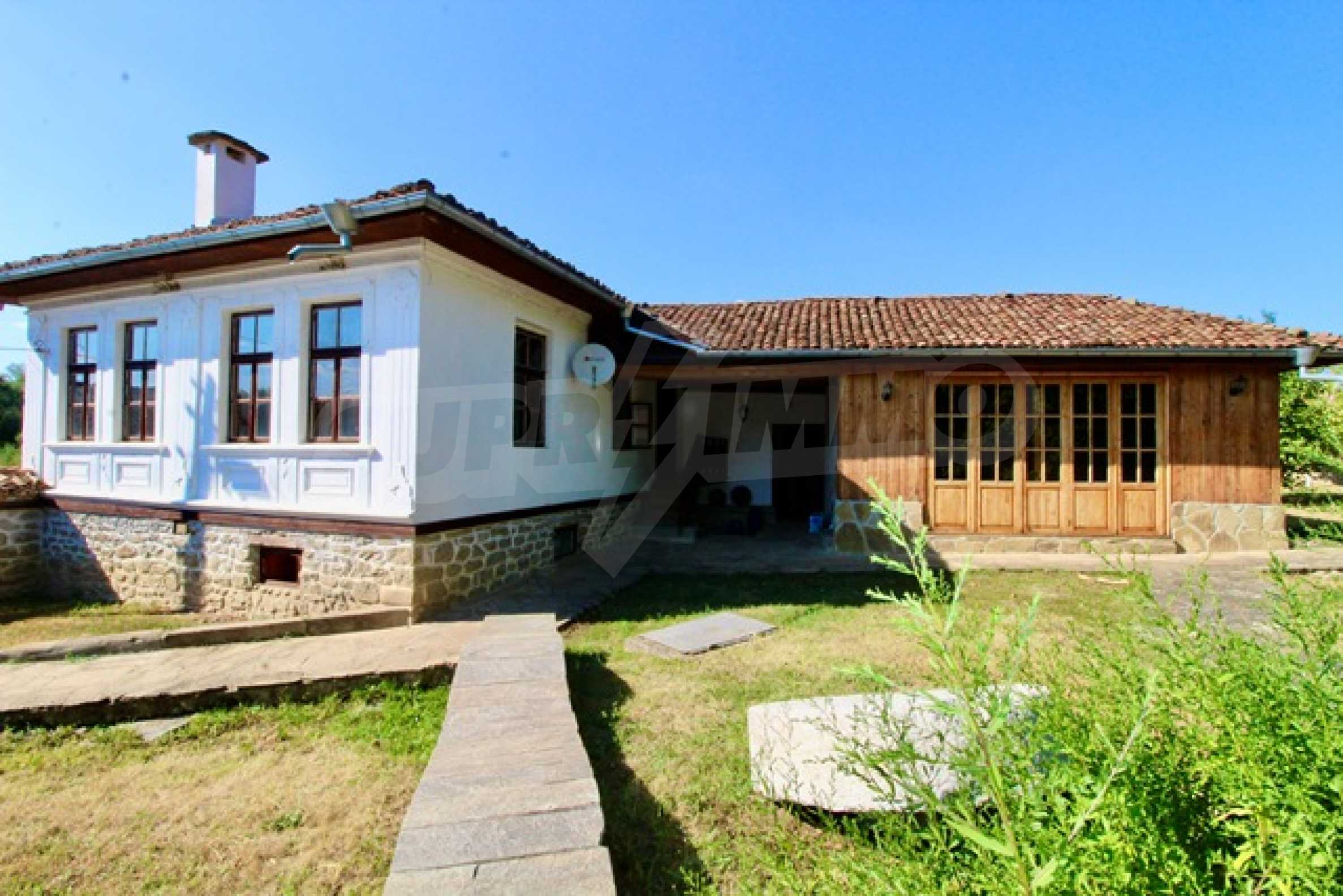 Lovely old house just 17 km away from Veliko Tarnovo
