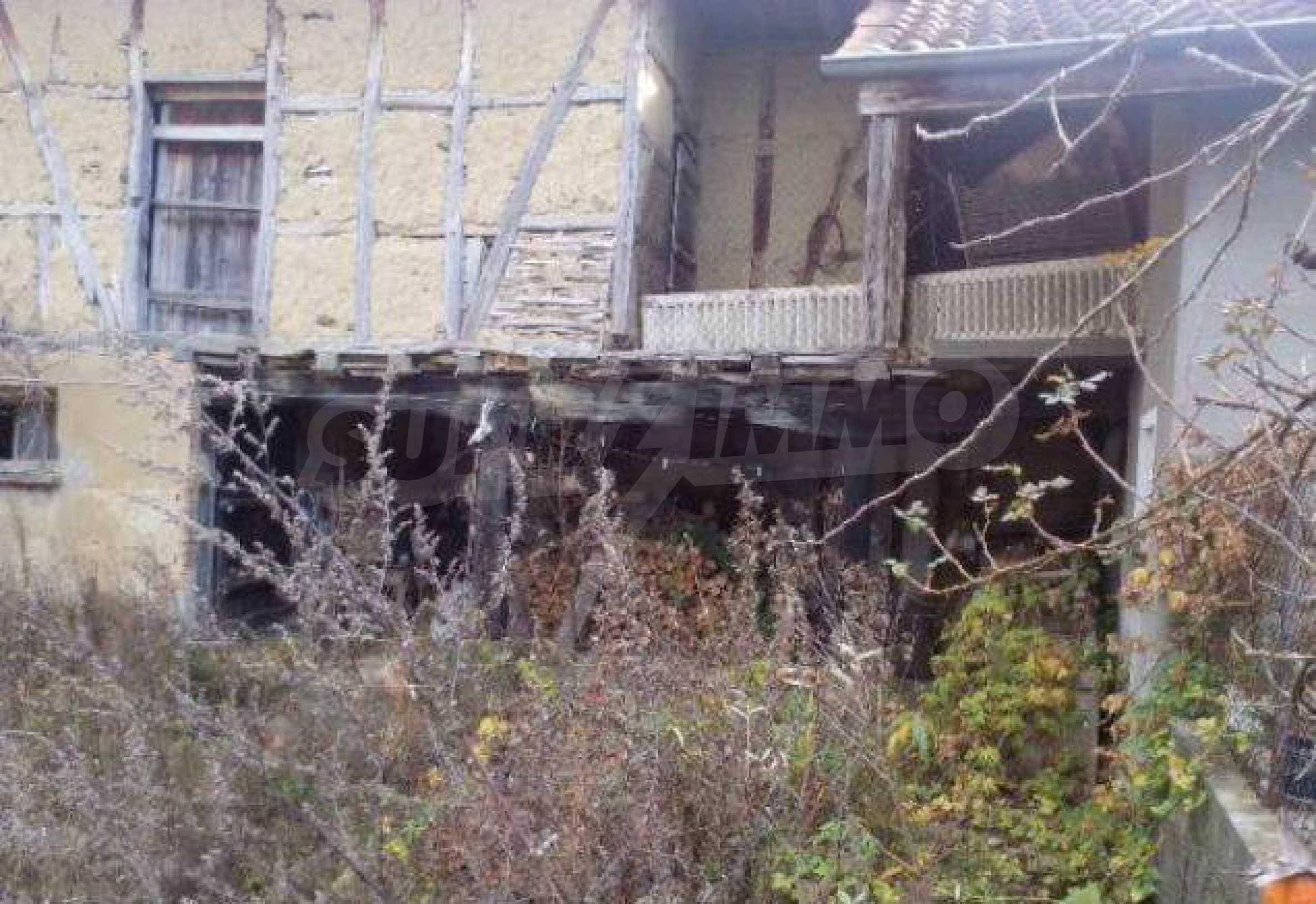 Mehrere Eigenschaften in einem gemeinsamen Hof, in einem Dorf 9 km von der Stadt Troyan entfernt 11