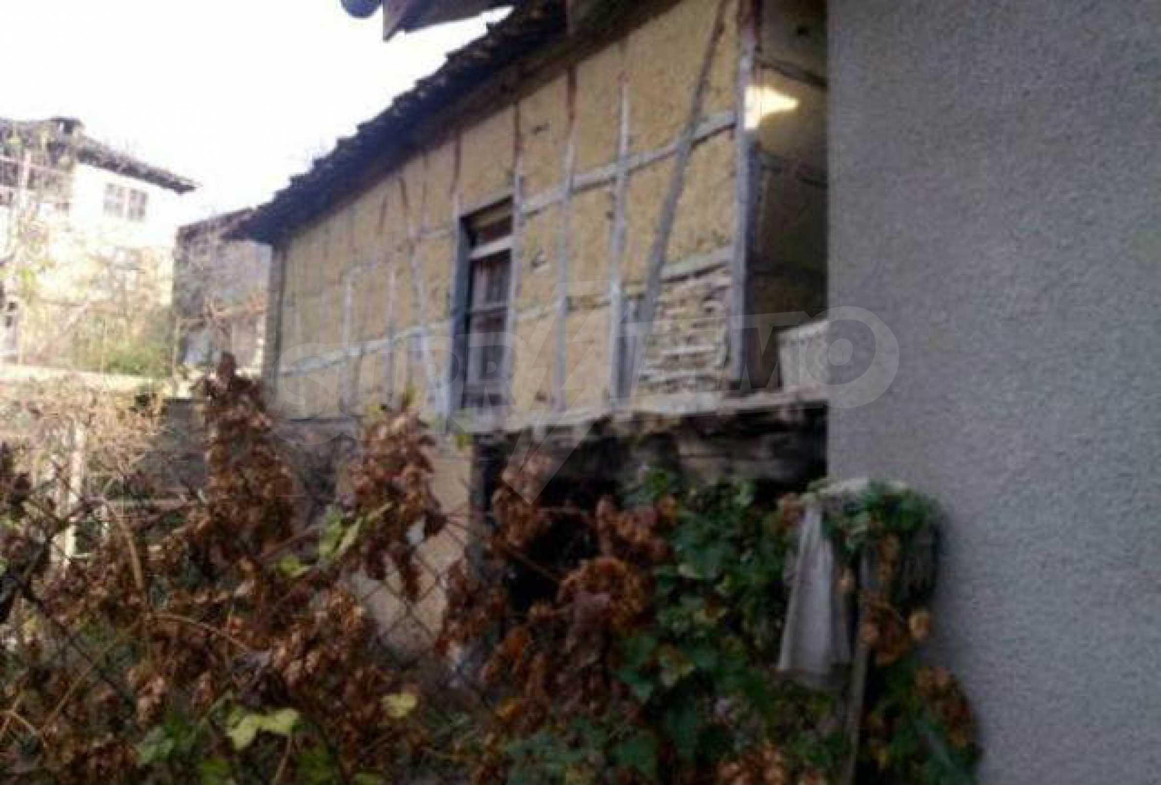 Mehrere Eigenschaften in einem gemeinsamen Hof, in einem Dorf 9 km von der Stadt Troyan entfernt 13