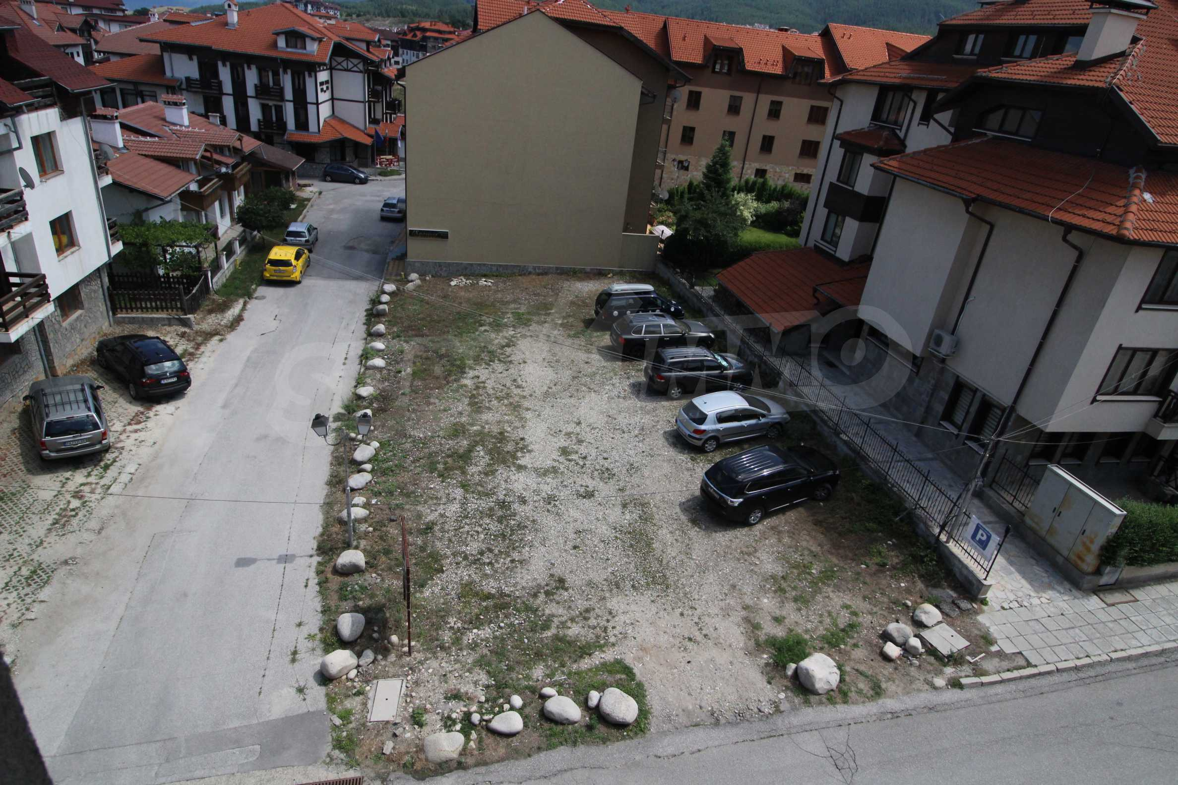 Регулиран парцел в град Банско, на 500 м от Кабинковия лифт 1