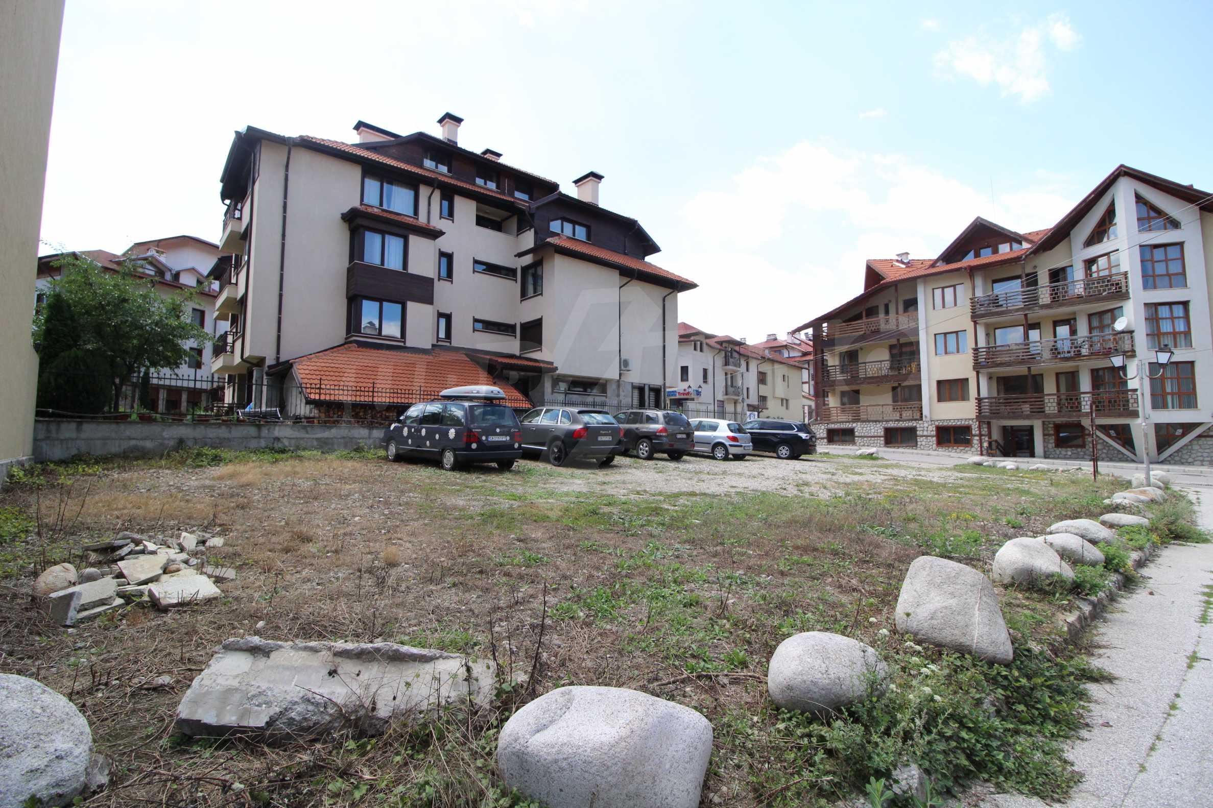 Регулиран парцел в град Банско, на 500 м от Кабинковия лифт 2