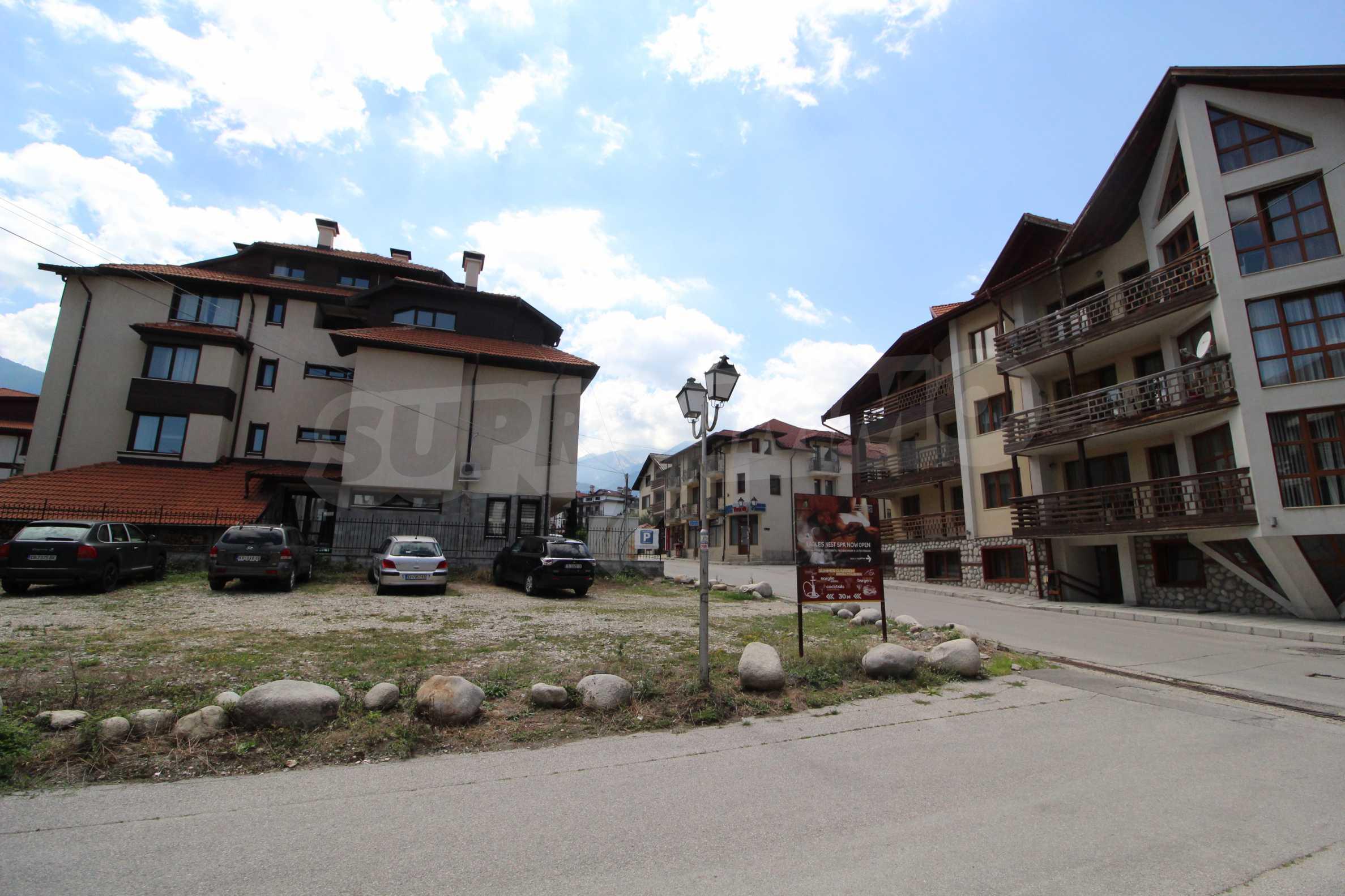 Регулиран парцел в град Банско, на 500 м от Кабинковия лифт