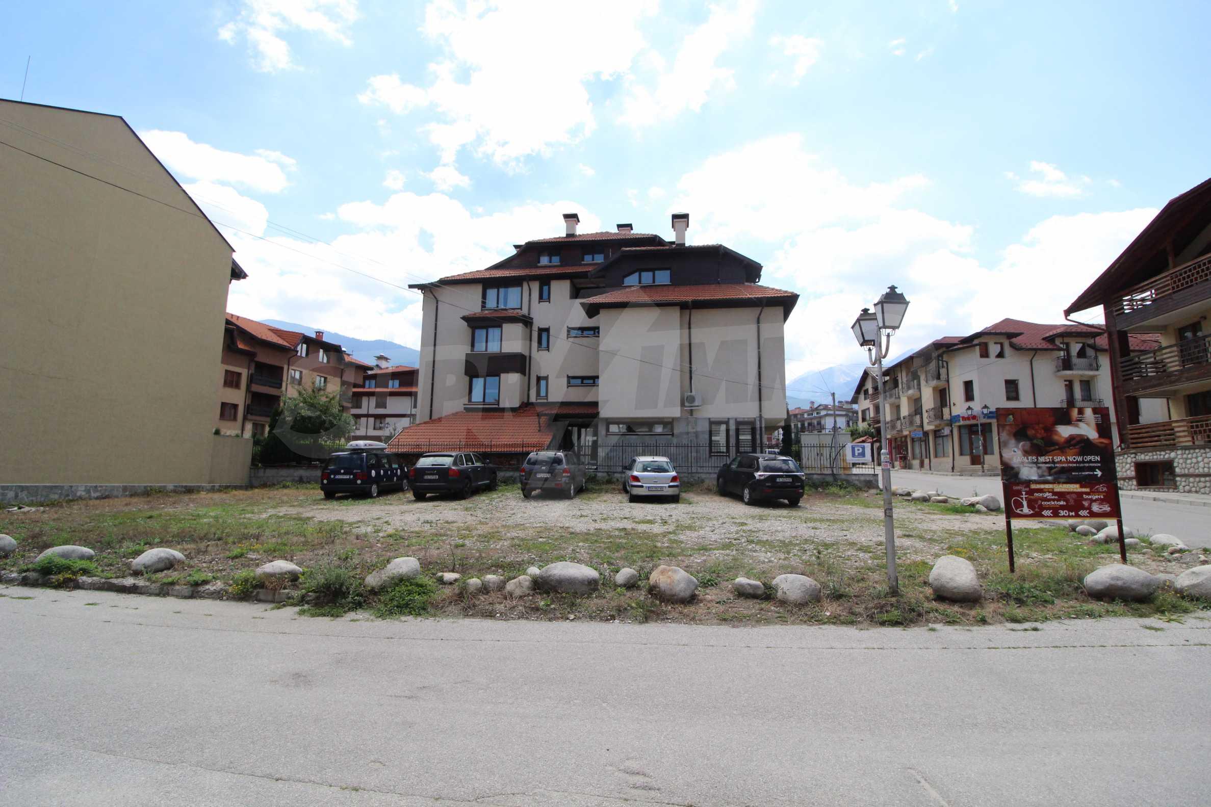 Регулиран парцел в град Банско, на 500 м от Кабинковия лифт 3