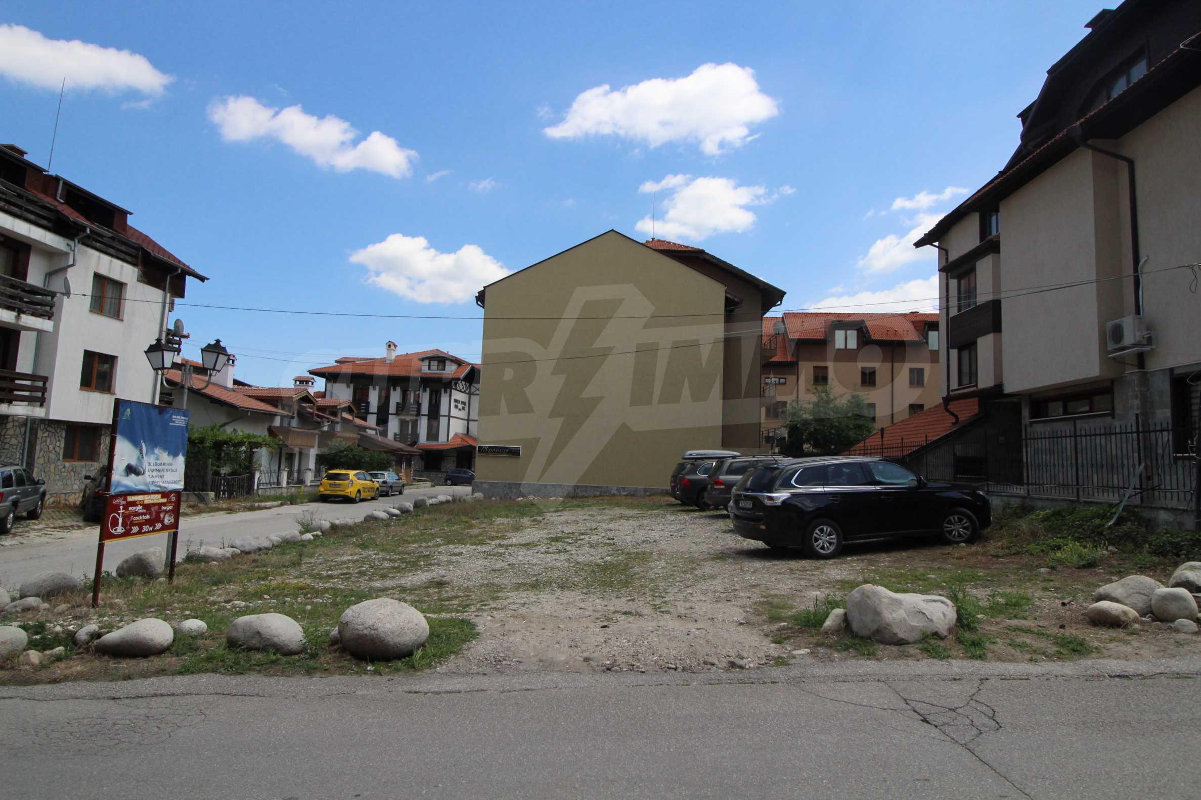 Регулиран парцел в град Банско, на 500 м от Кабинковия лифт 6